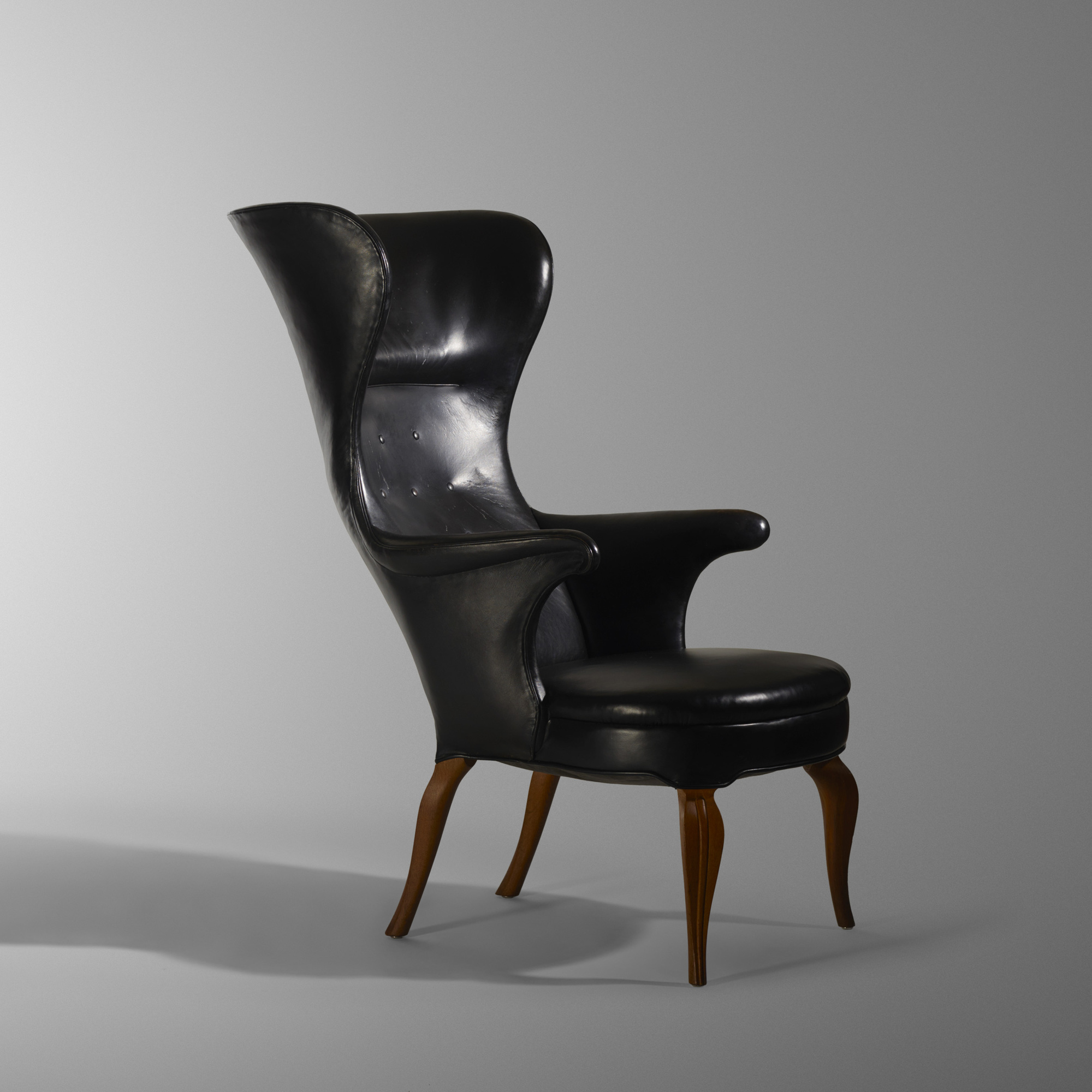 154: Frits Henningsen / Wingback armchair (1 of 3)