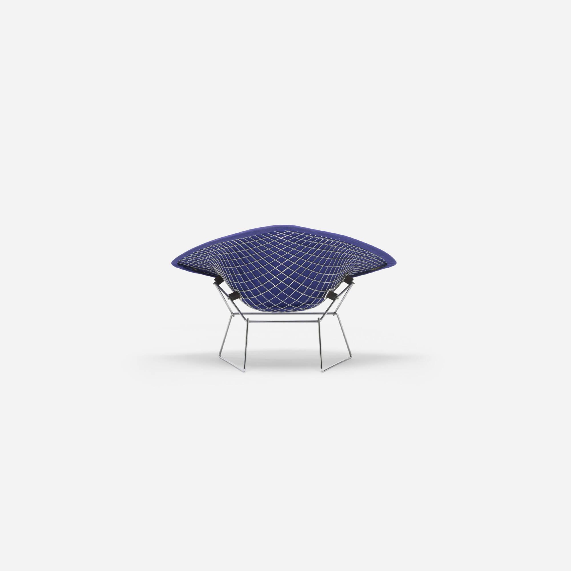 Stupendous 154 Harry Bertoia Diamond Lounge Chair Mass Modern 14 Alphanode Cool Chair Designs And Ideas Alphanodeonline