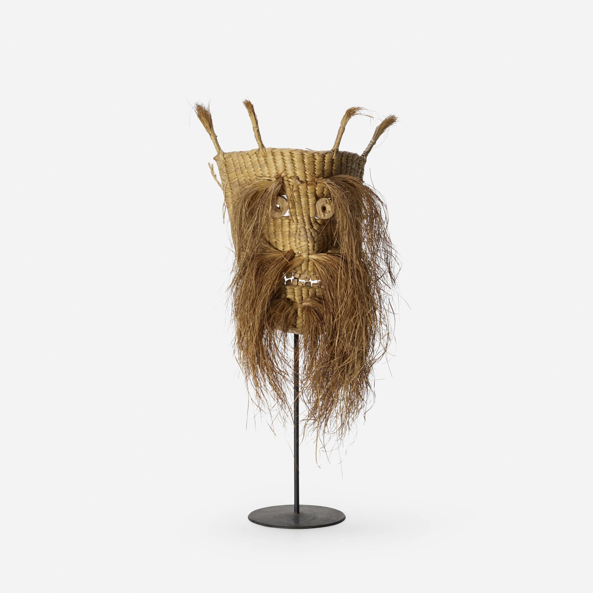 154: Irving Harper / Untitled (Mask) (2 of 2)