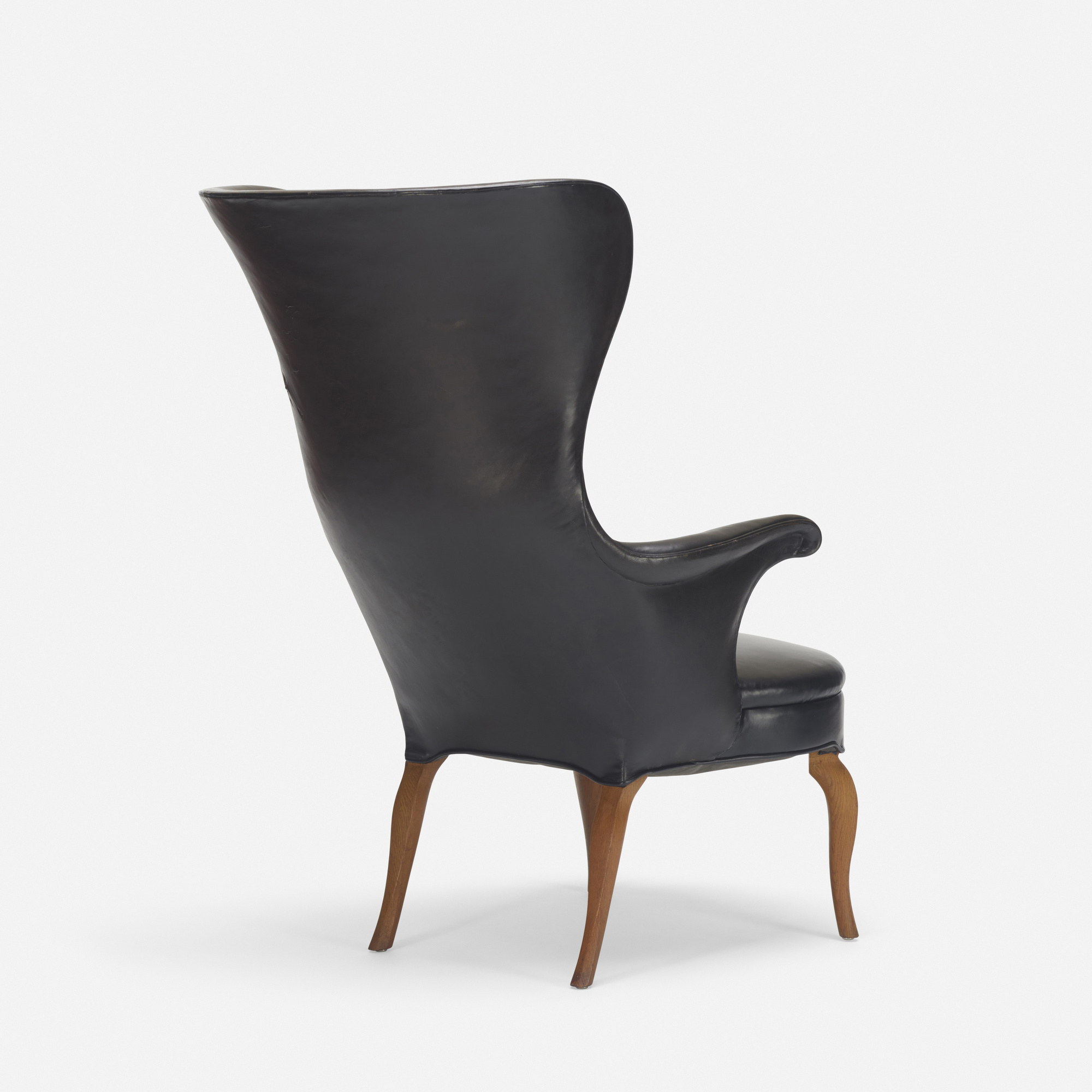 154 Frits Henningsen Wingback armchair Design 8 December
