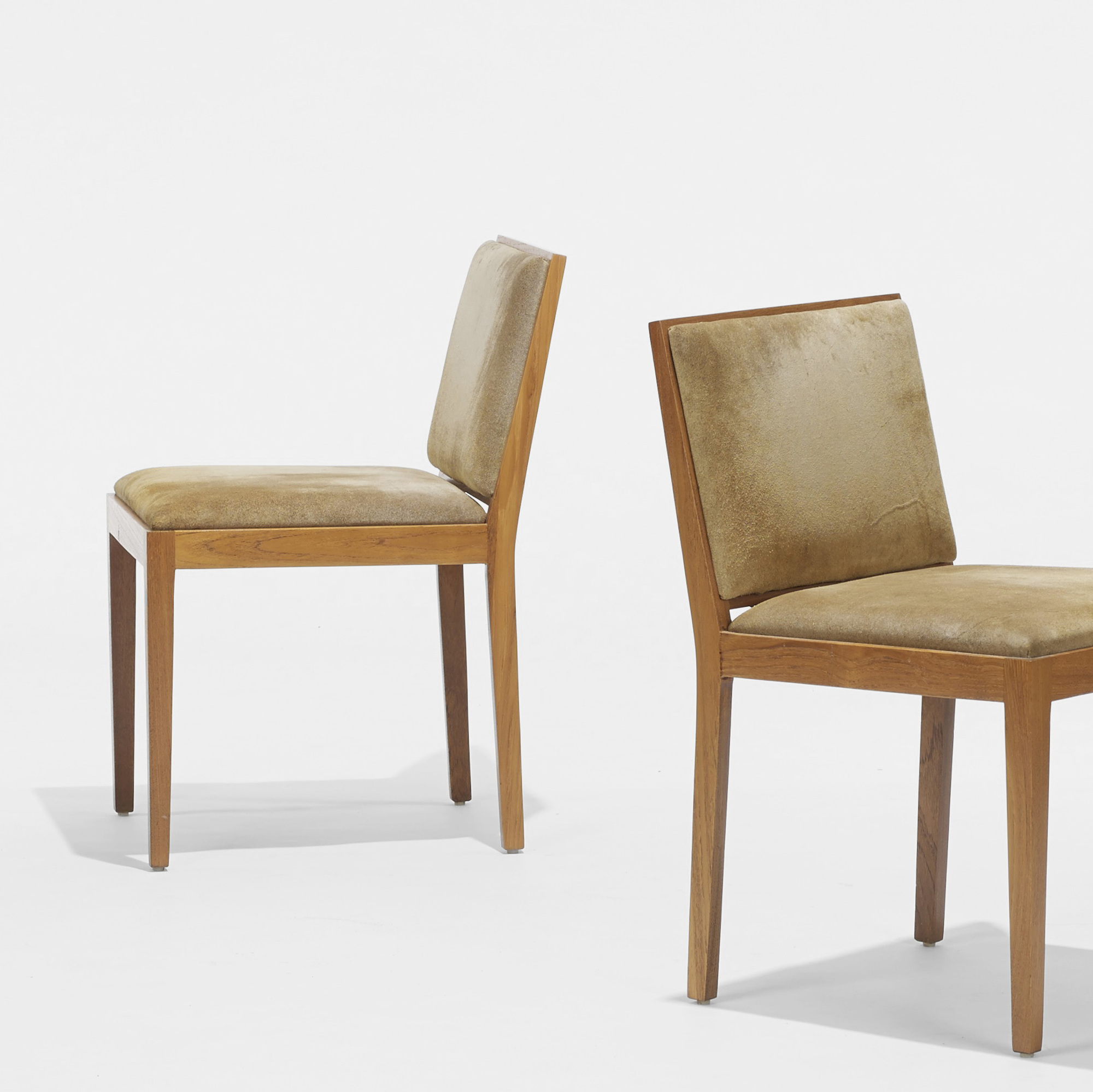 154: Ludwig Mies van der Rohe / set of eight dining chairs from 860 Lake Shore Drive, Chicago (5 of 6)