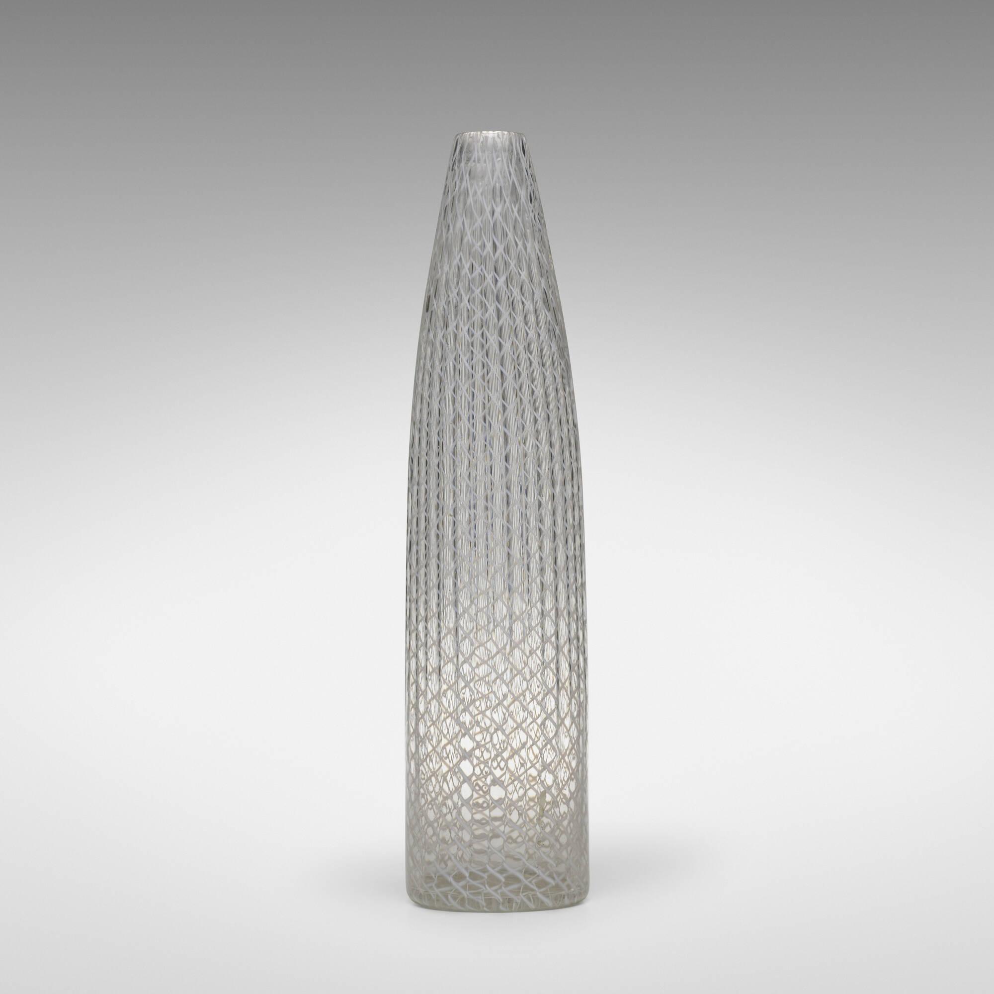 155: Paolo Venini / Zanfirico vase, model 3883 (1 of 2)