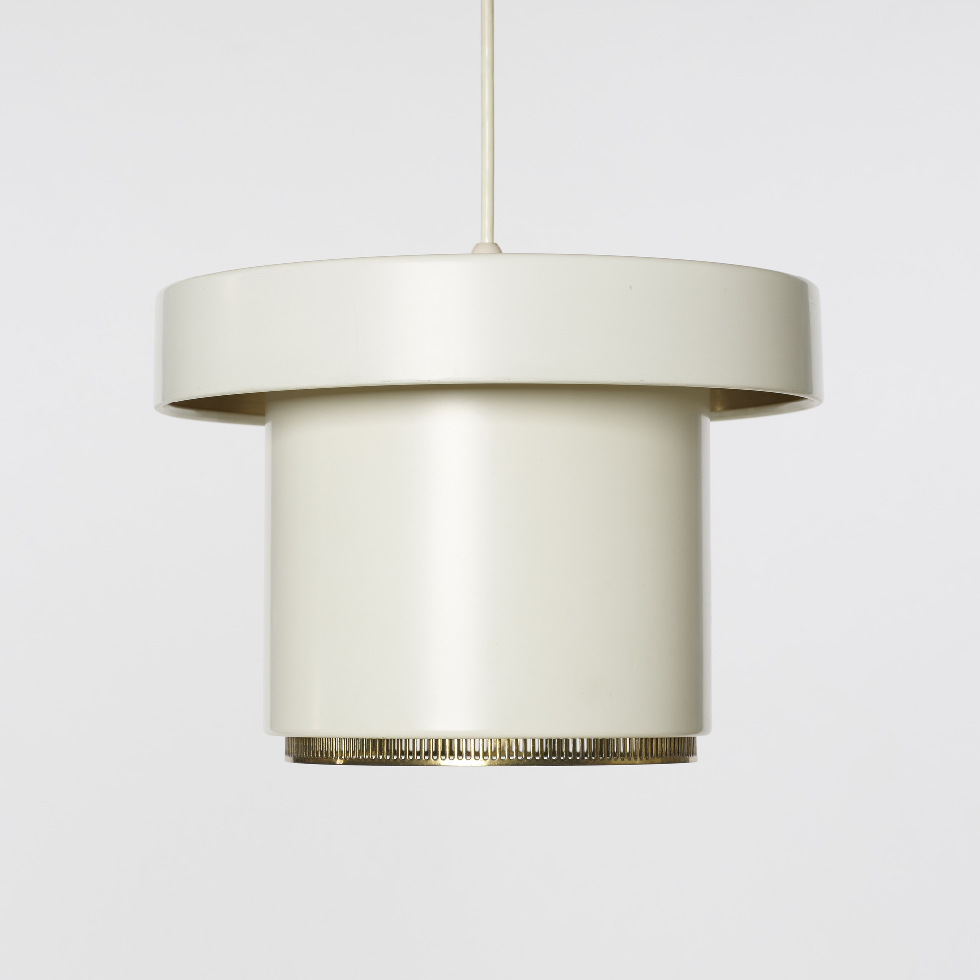 ALVAR AALTO Pendant Lamps Model A Set Of Three - Set of three pendant lights