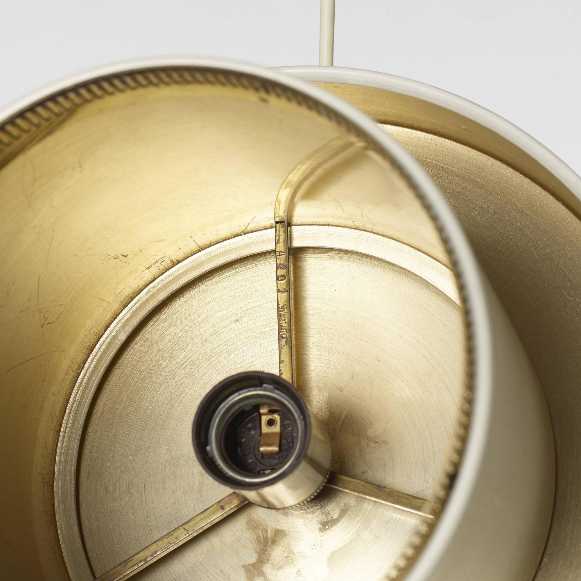 155: Alvar Aalto / pendant lamps model A 201, set of three (3 of 3)