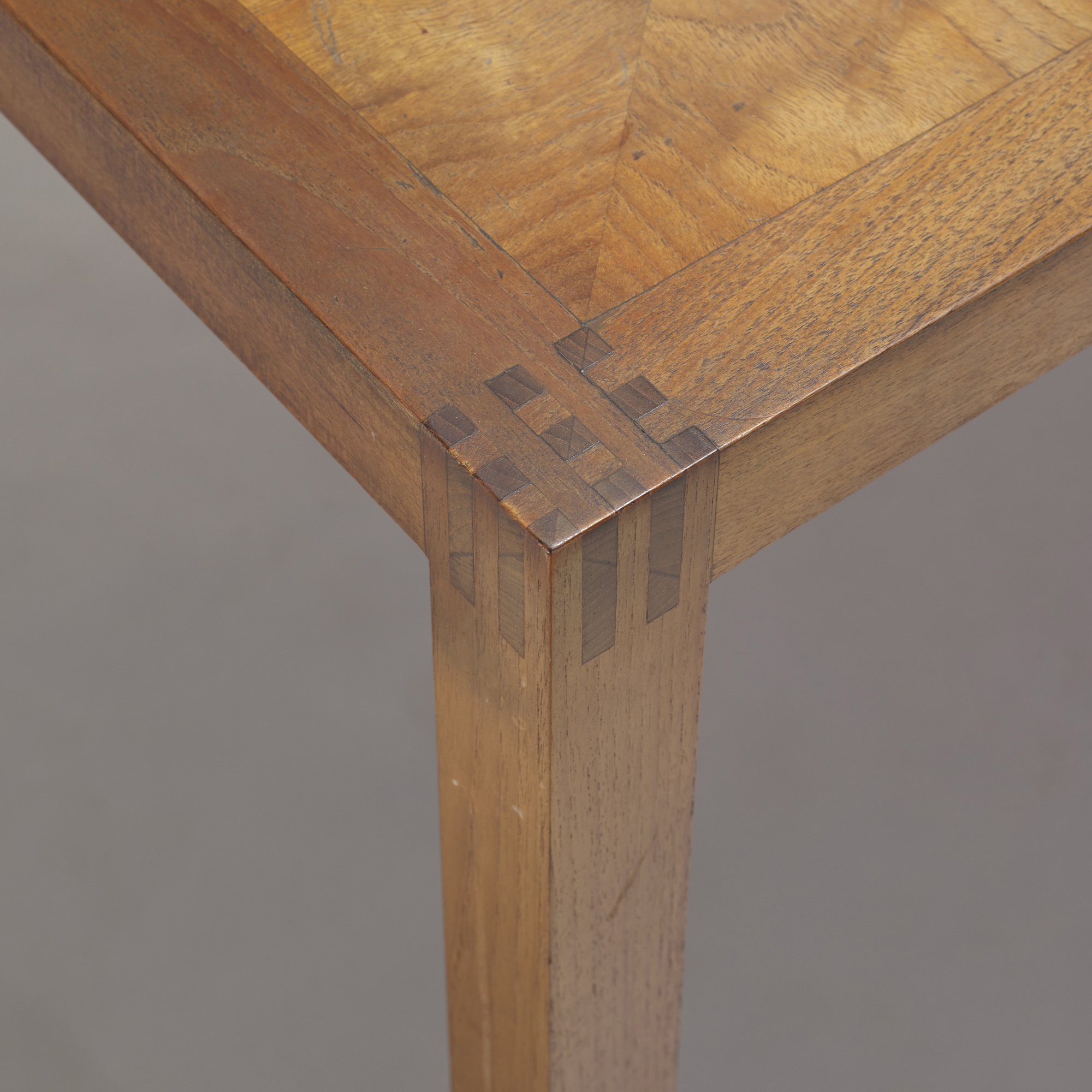 155: Don Powell and Robert Kleinschmidt / dining table from 860 Lake Shore Drive, Chicago (4 of 5)
