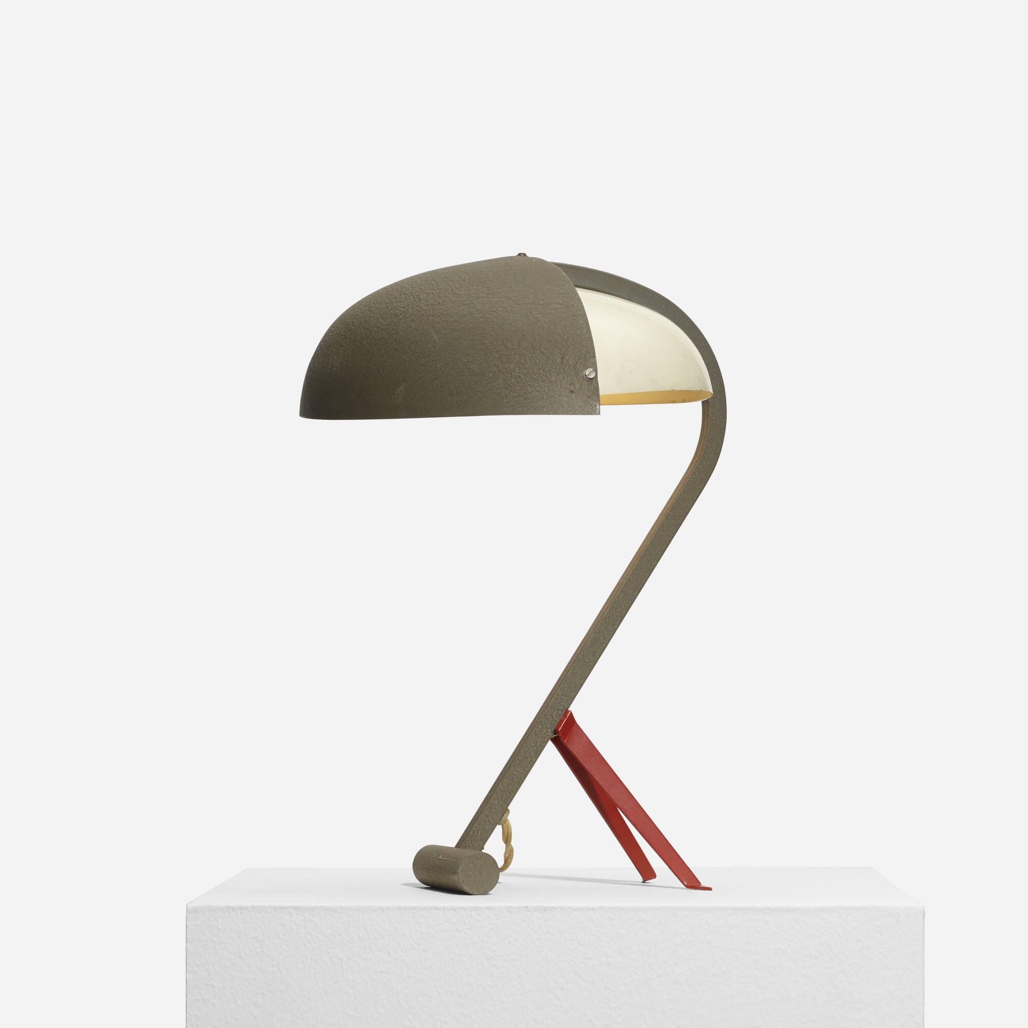 156: Louis Christiaan Kalff / table lamp (1 of 2)