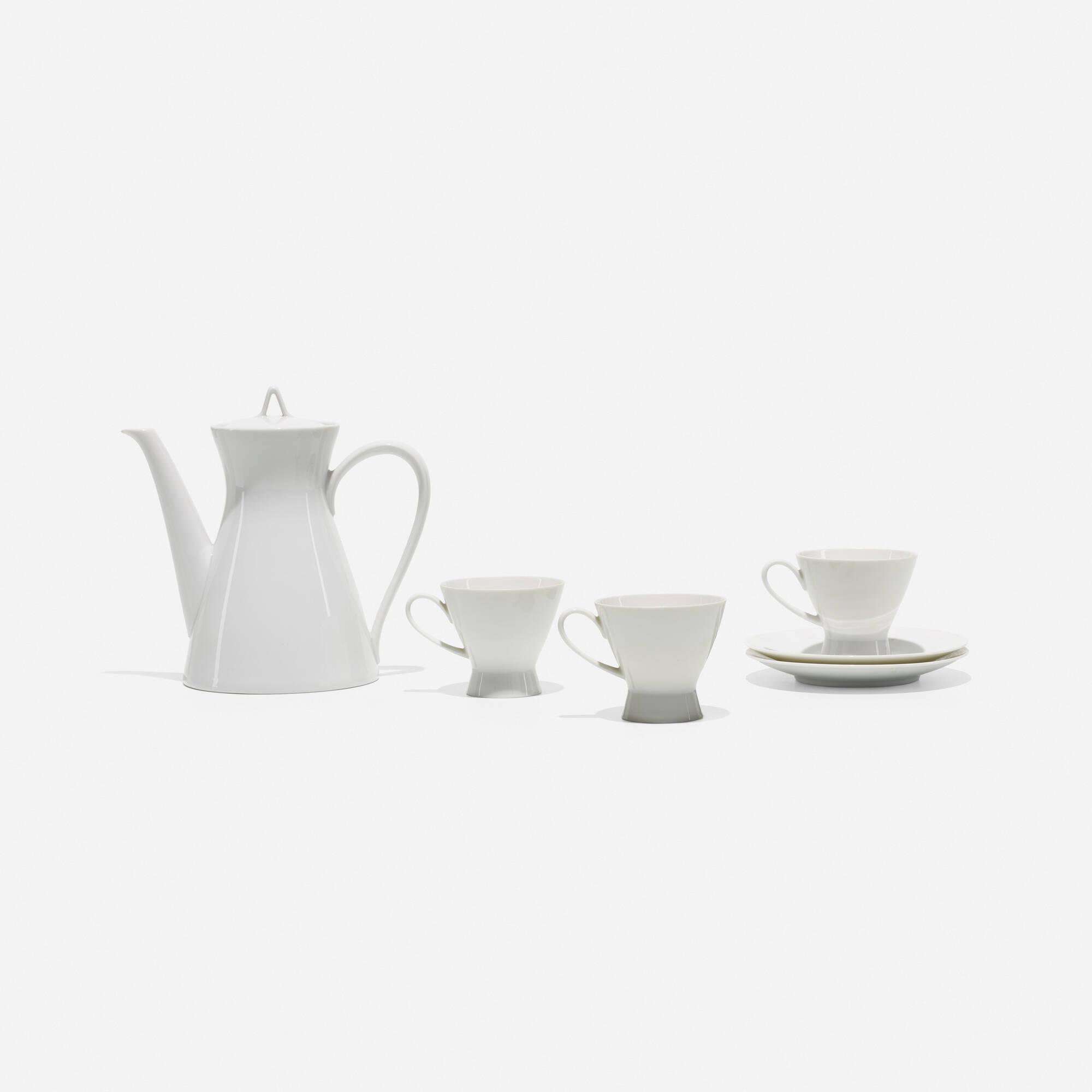 156: Raymond Loewy / coffee set (1 of 2)
