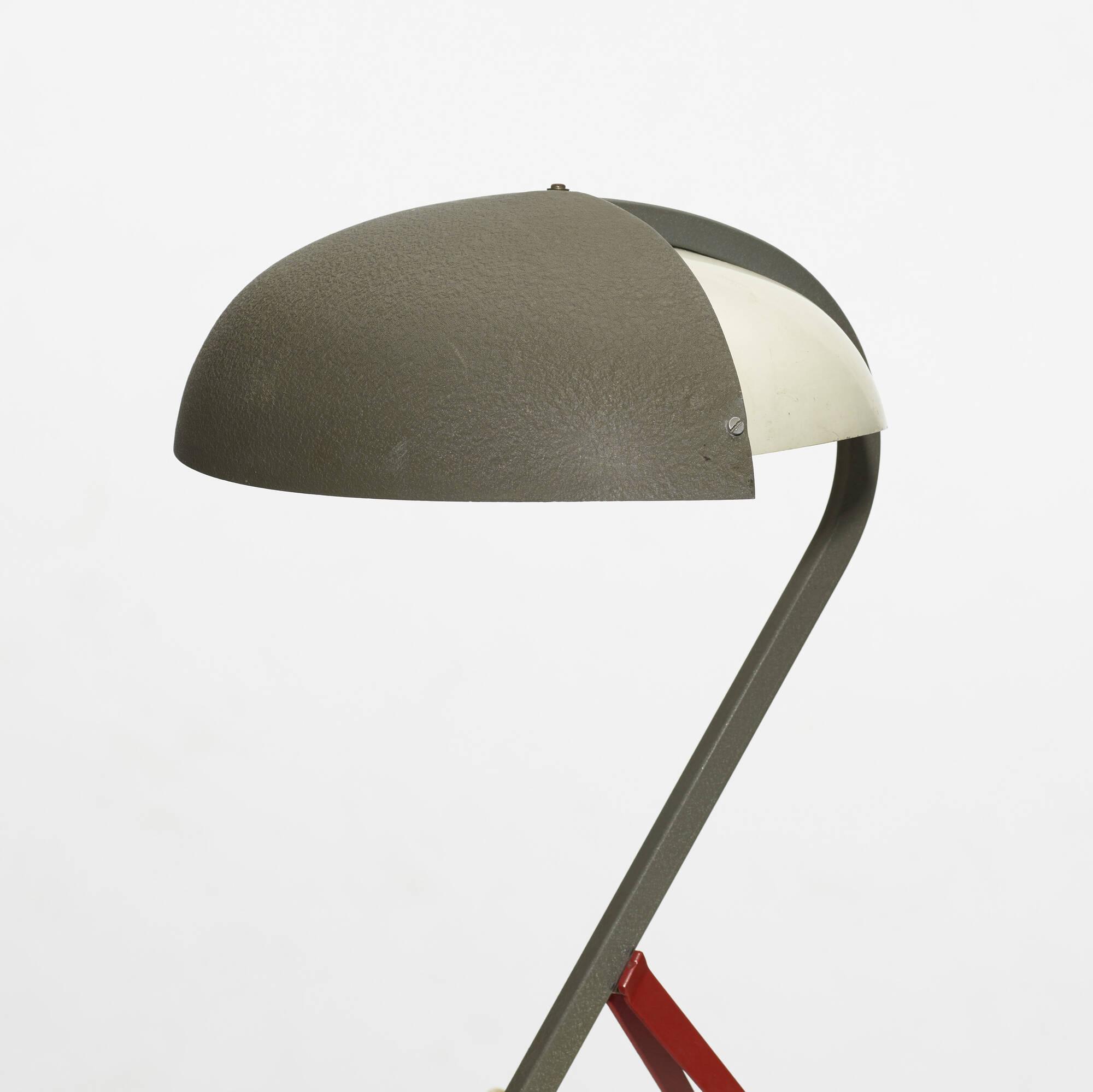 156: Louis Christiaan Kalff / table lamp (2 of 2)