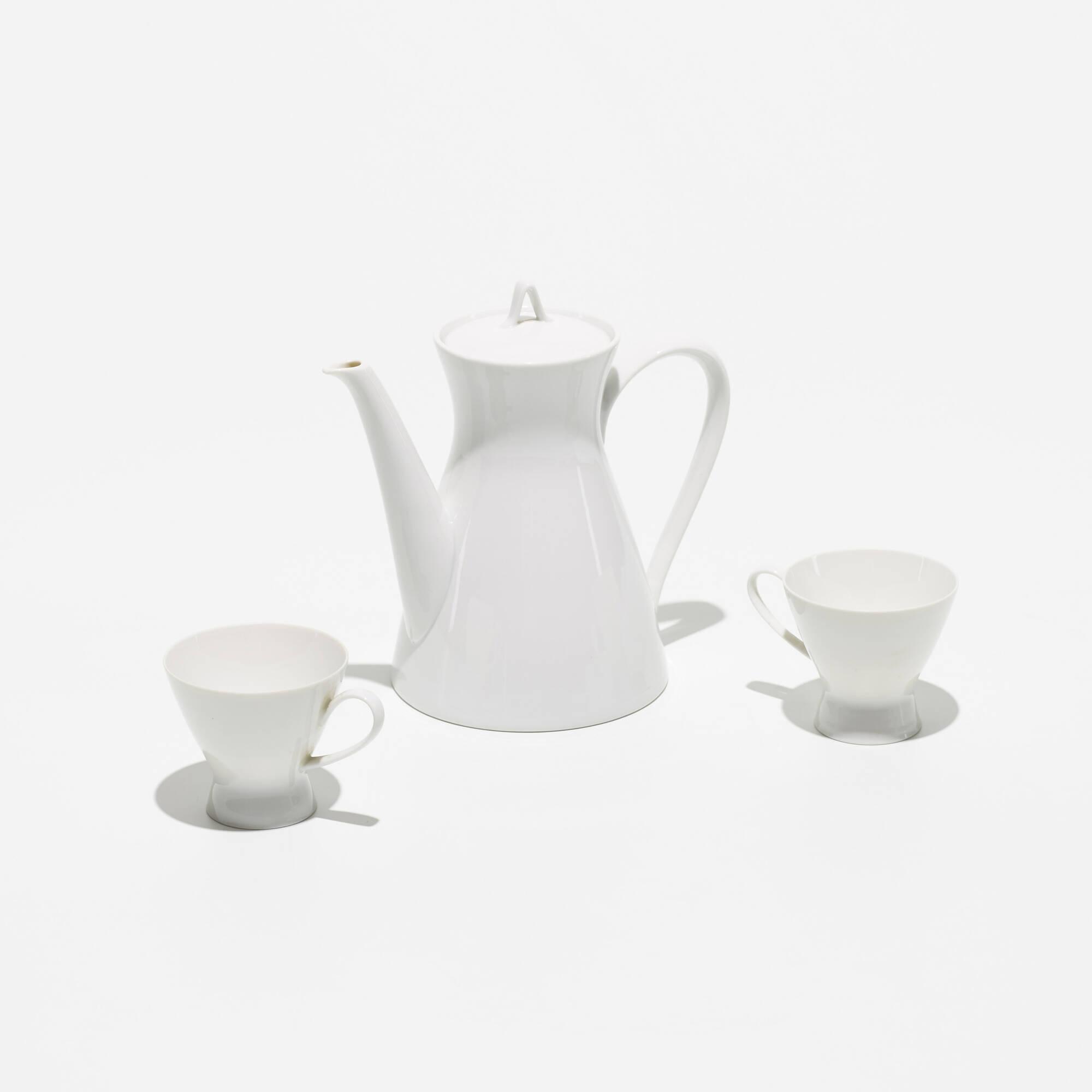 156: Raymond Loewy / coffee set (2 of 2)