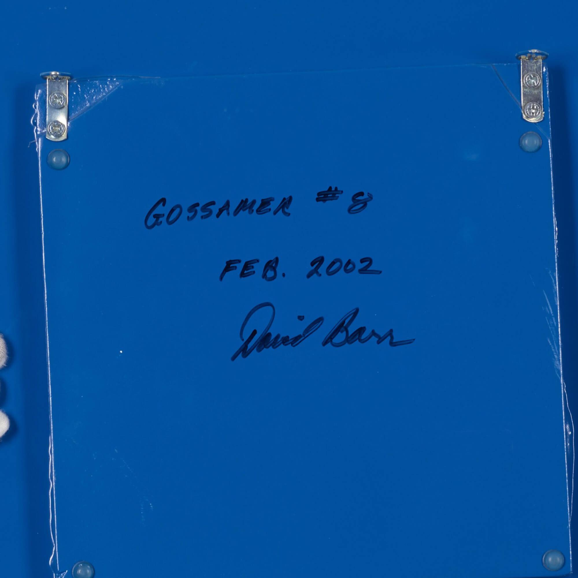 156: David Barr / Gossamer No. 8 (3 of 3)