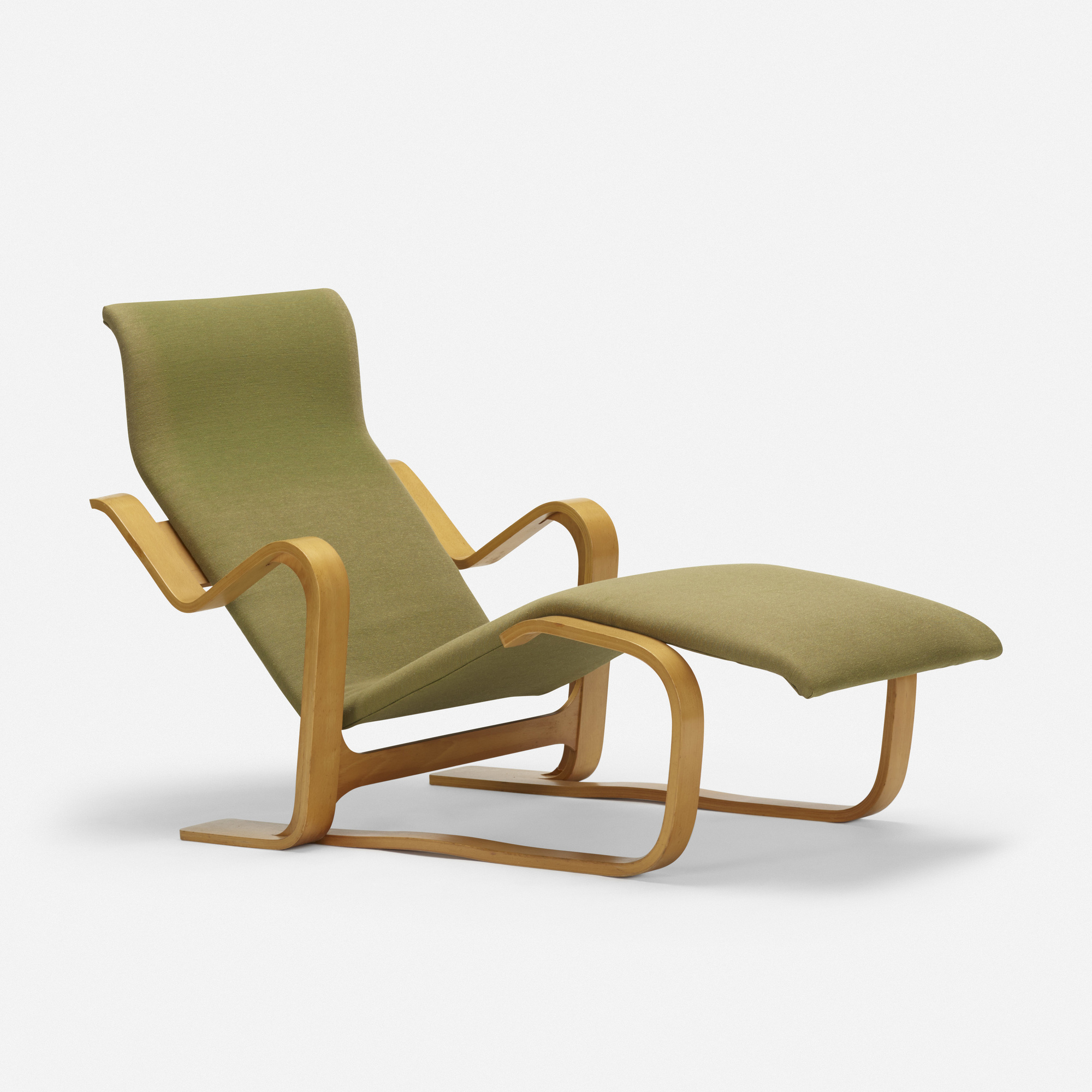 158 Marcel Breuer Long Chaise 1 Of 3