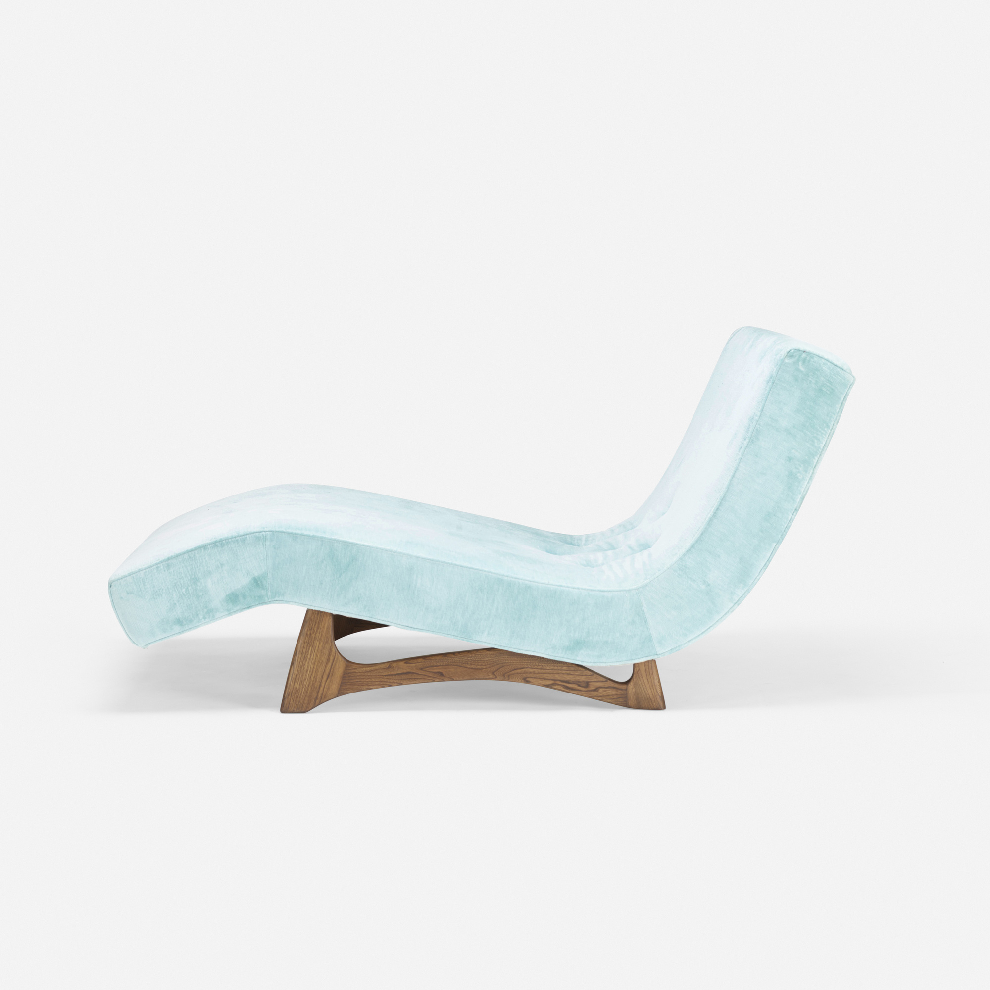 158: Adrian Pearsall / Wave chaise lounge (2 of 3)