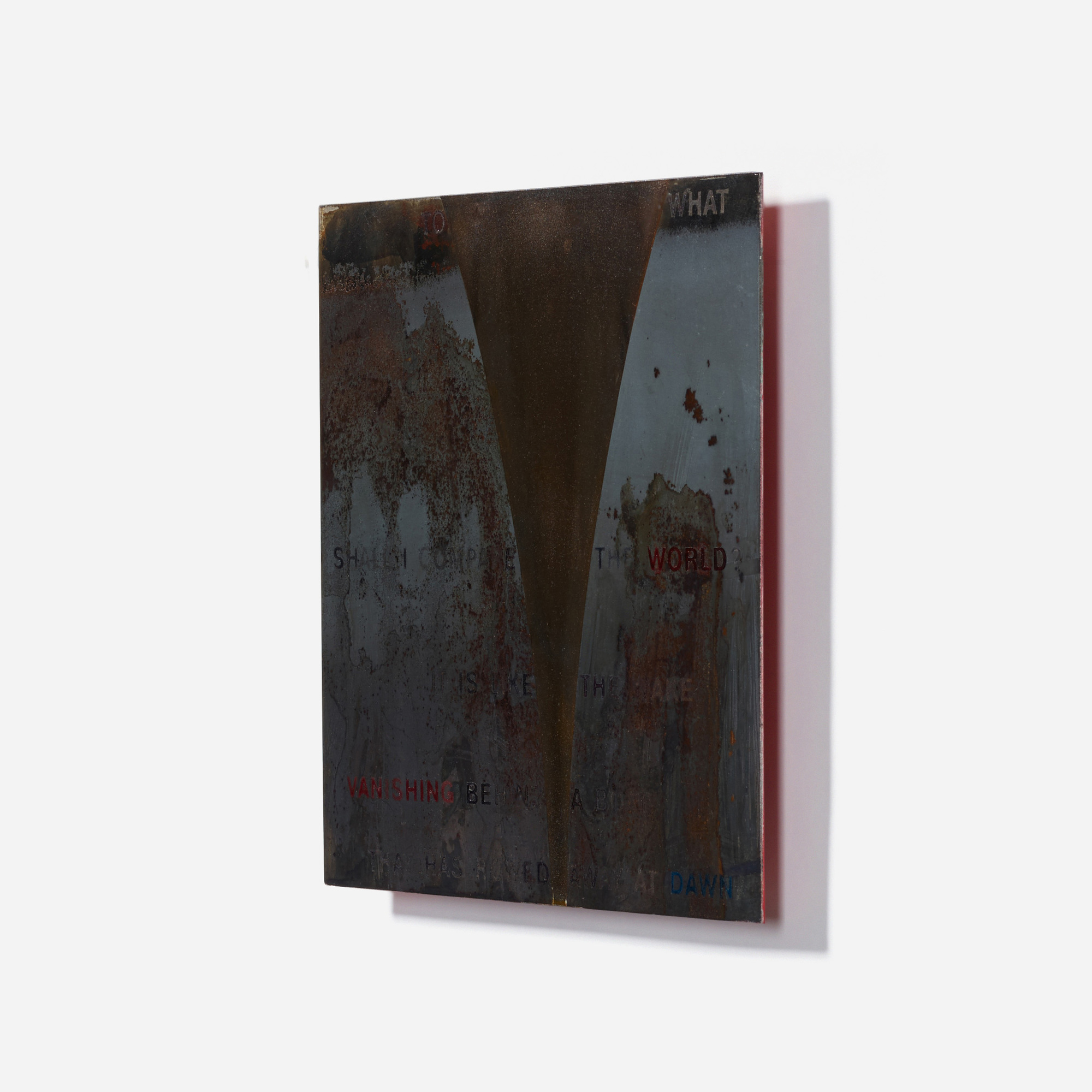 158: David Barr / Gossamer (Poetry Fragment) (2 of 2)