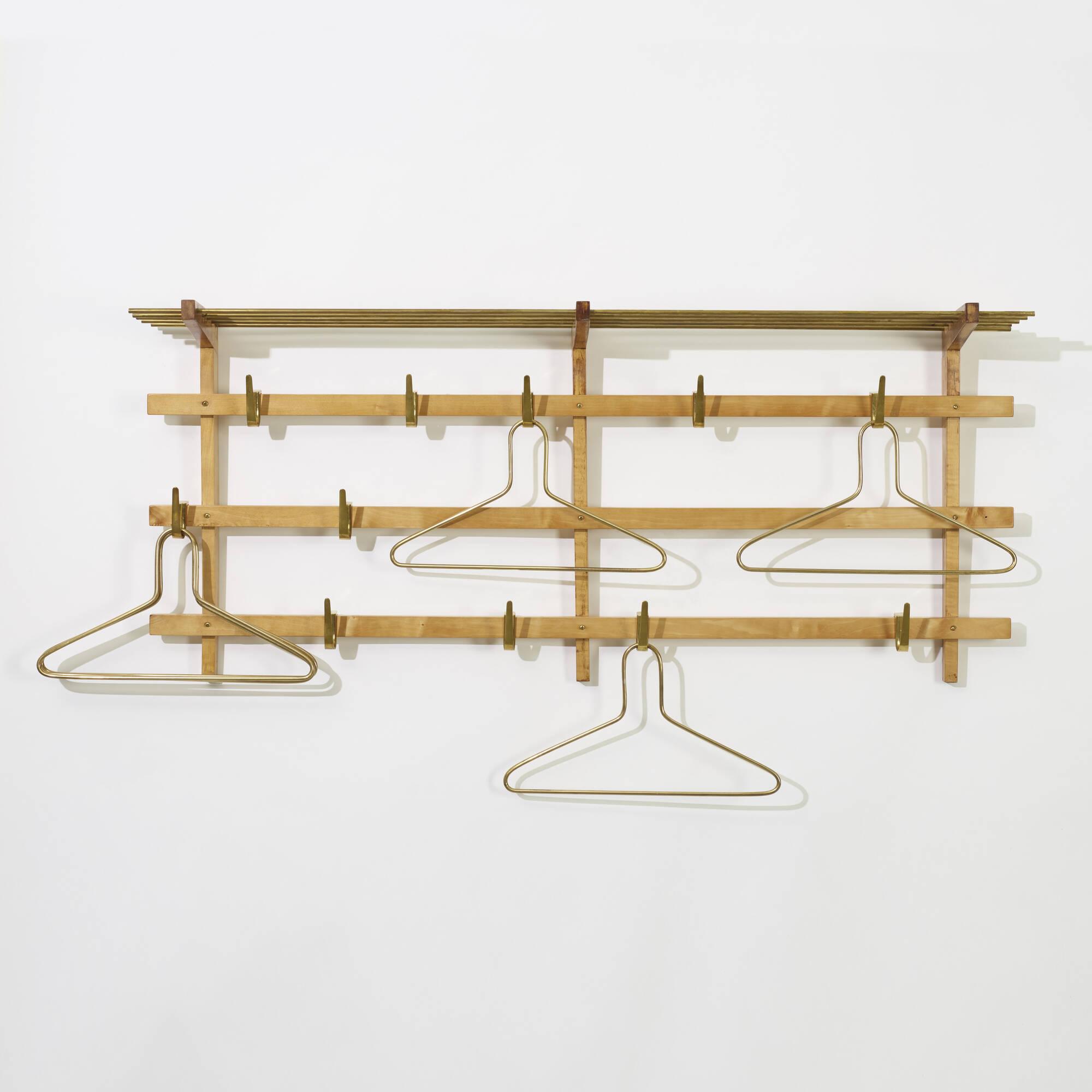 158: Carl Auböck II / custom coat rack (3 of 3)