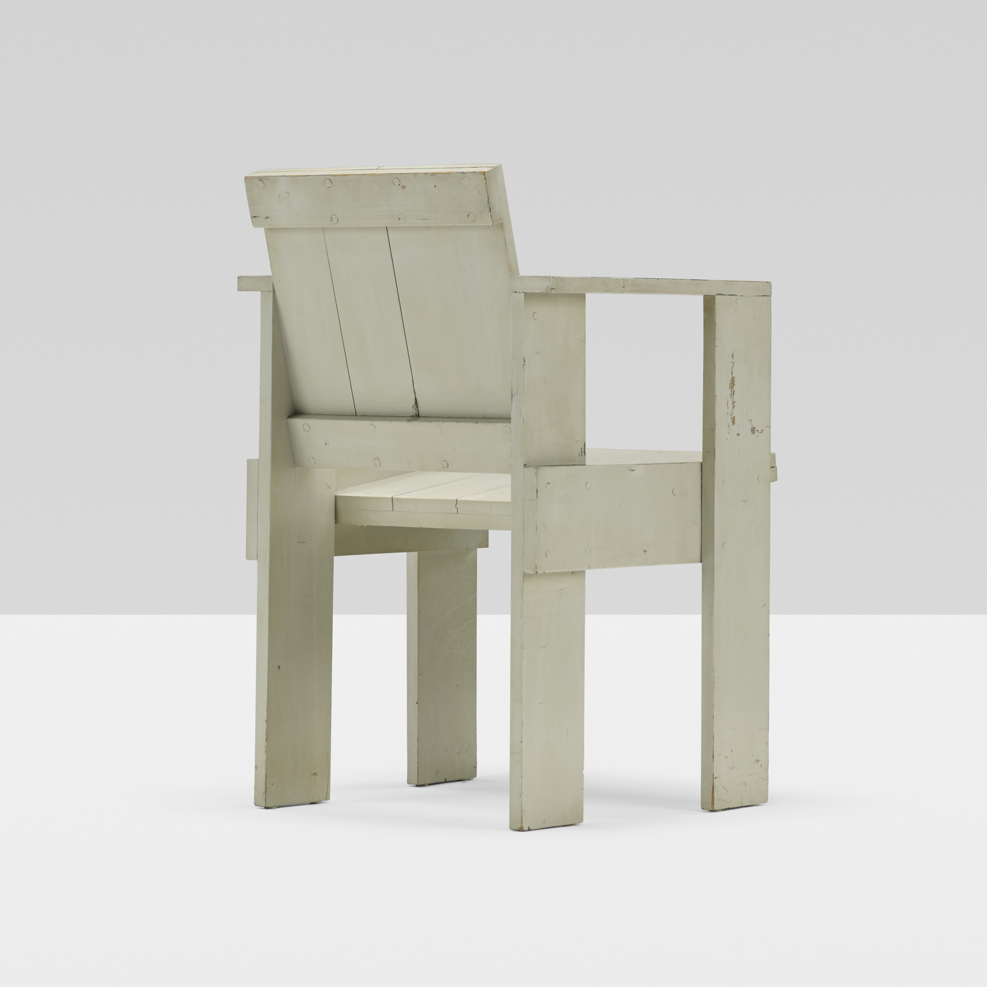 Delicieux 159: Gerrit Rietveld / Crate Chair (1 Of 4)