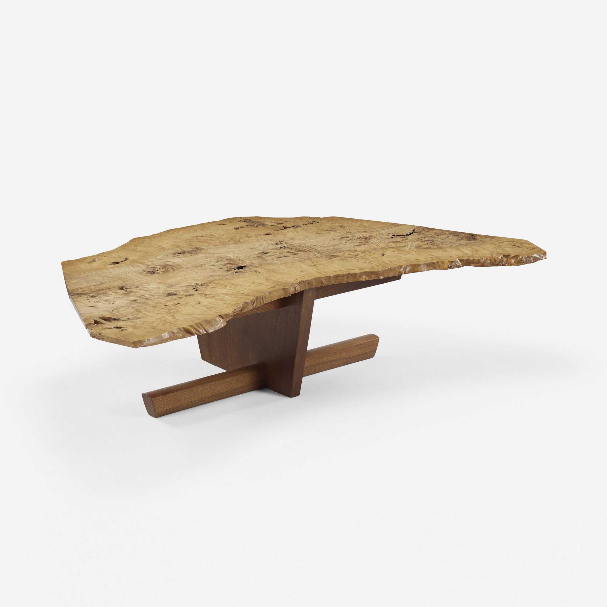 159 GEORGE NAKASHIMA Minguren I coffee table Design 11 June