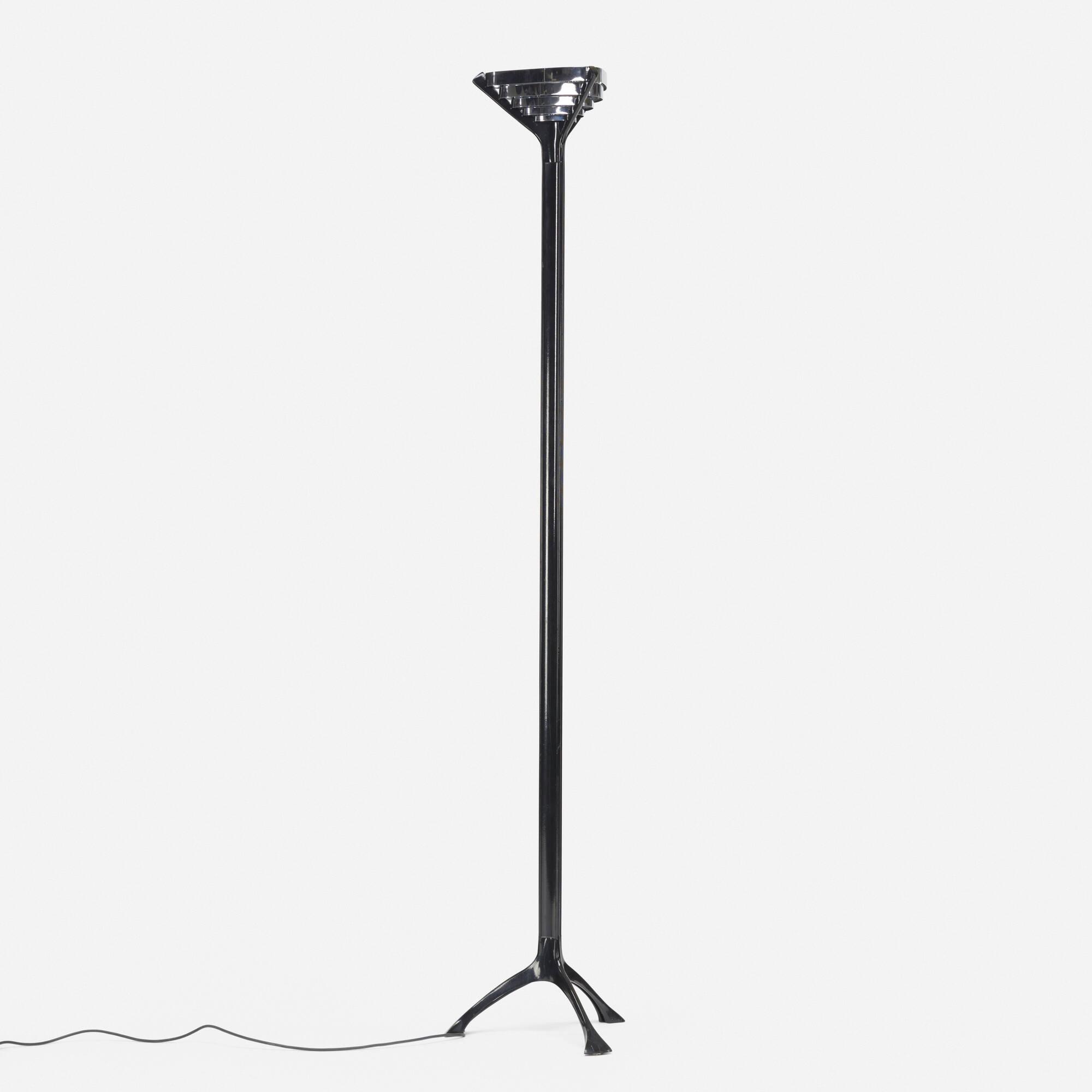 159: Angelo Mangiarotti / Tekne floor lamp (1 of 2)