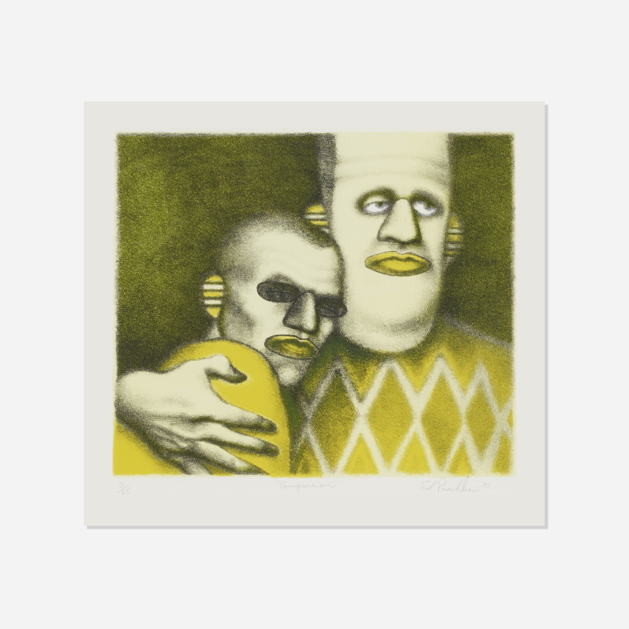 159: Ed Paschke / Compassion (1 of 1)