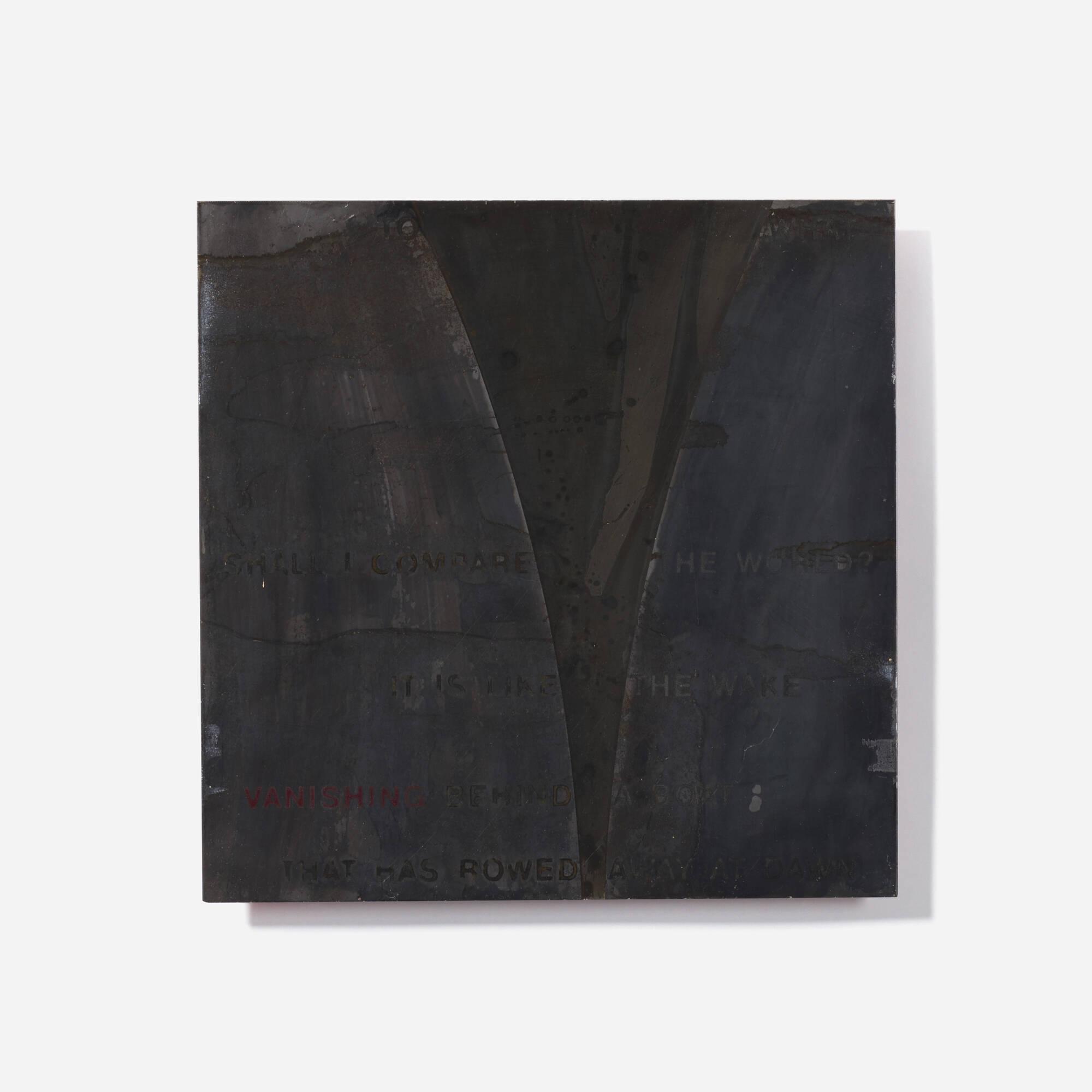 159: David Barr / Gossamer (Poetry Fragment) (1 of 2)