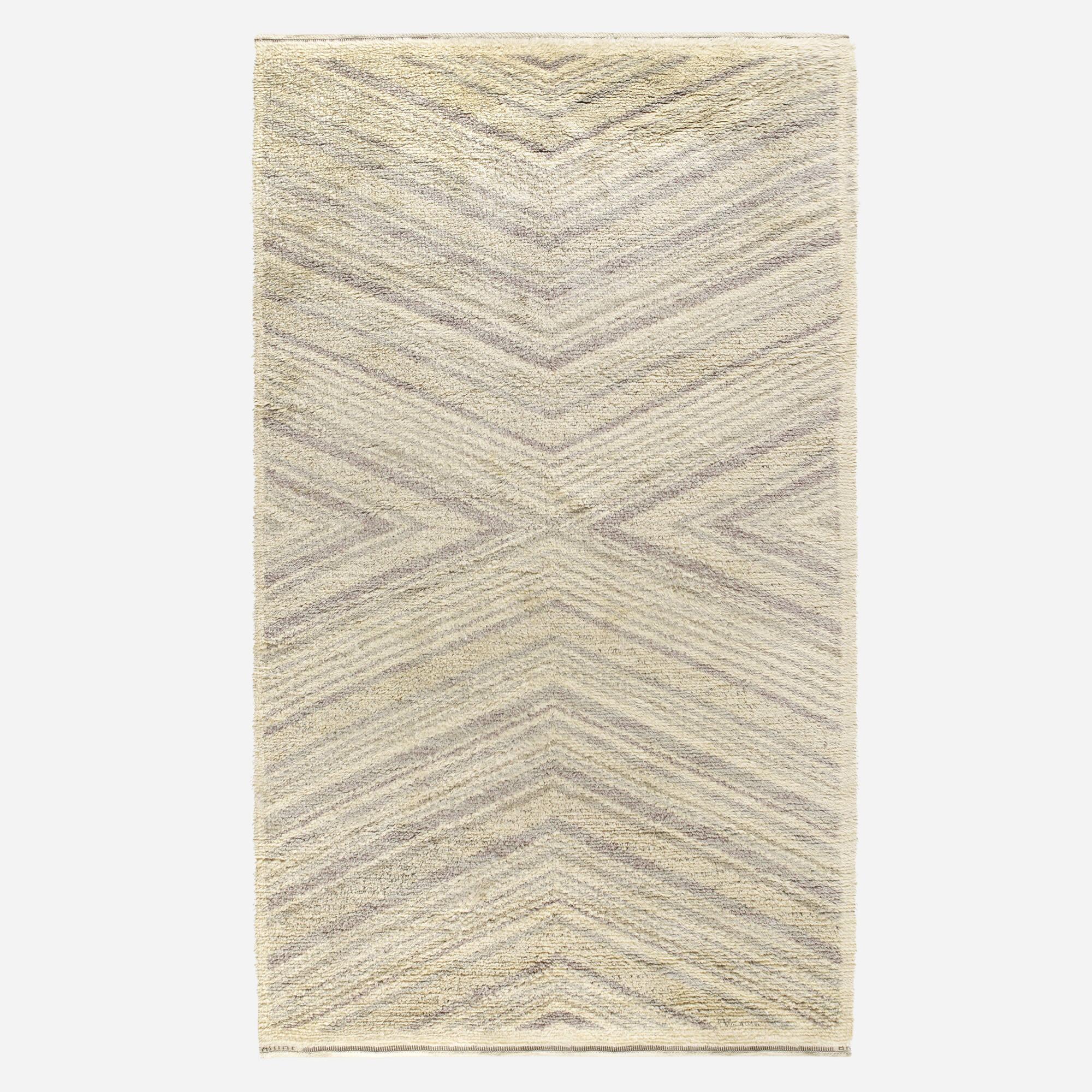 159: Barbro Nilsson / Tigerfällen rya carpet (1 of 2)