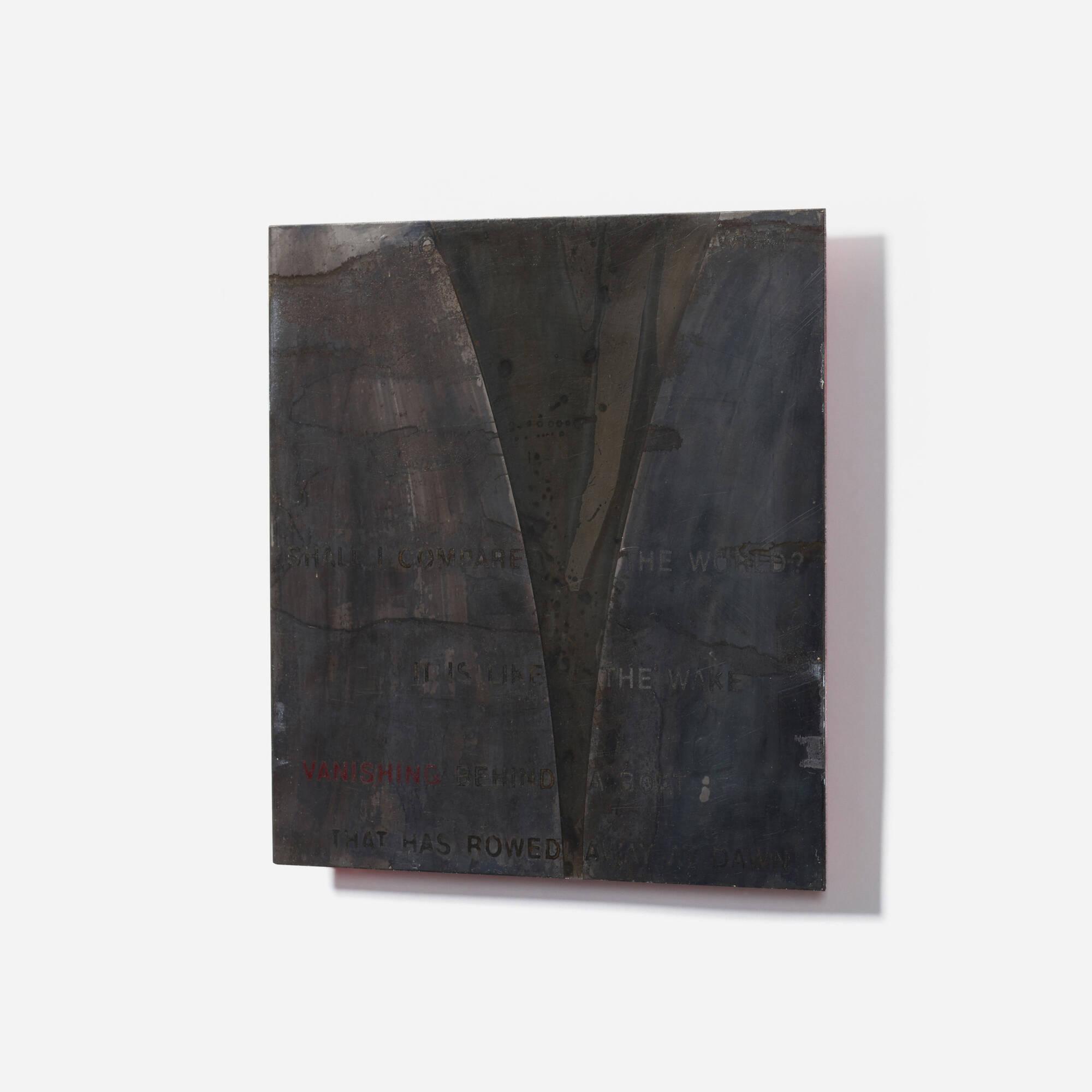 159: David Barr / Gossamer (Poetry Fragment) (2 of 2)