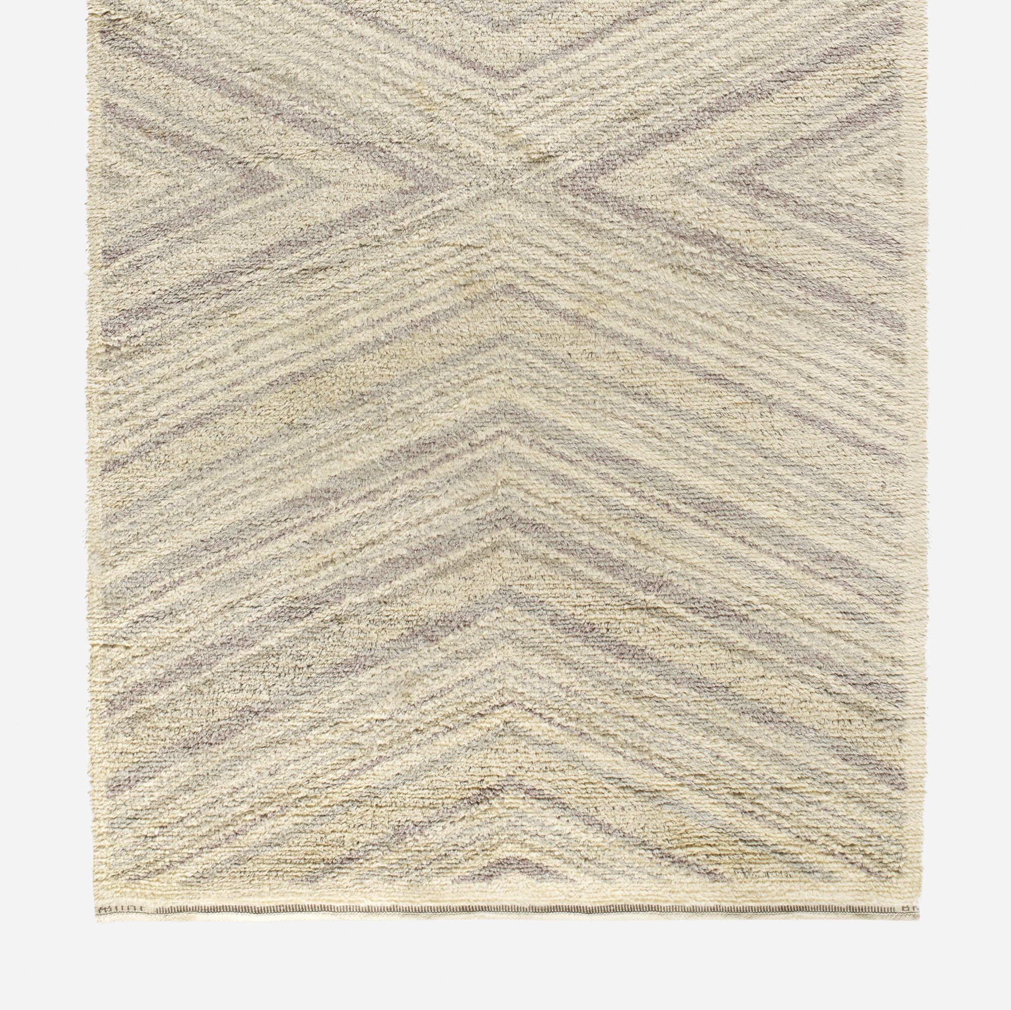 159: Barbro Nilsson / Tigerfällen rya carpet (2 of 2)