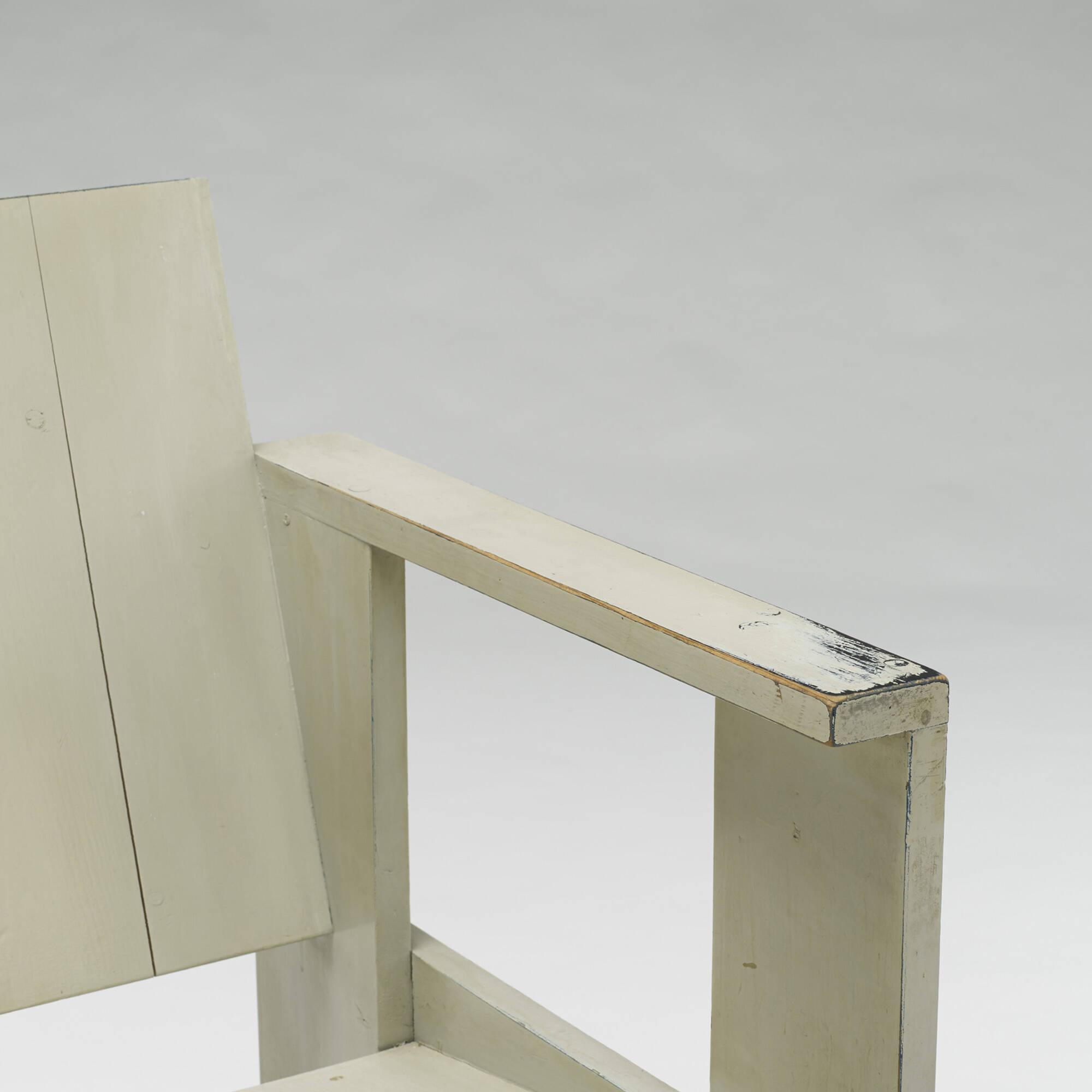 Superbe ... 159: Gerrit Rietveld / Crate Chair (4 Of 4)