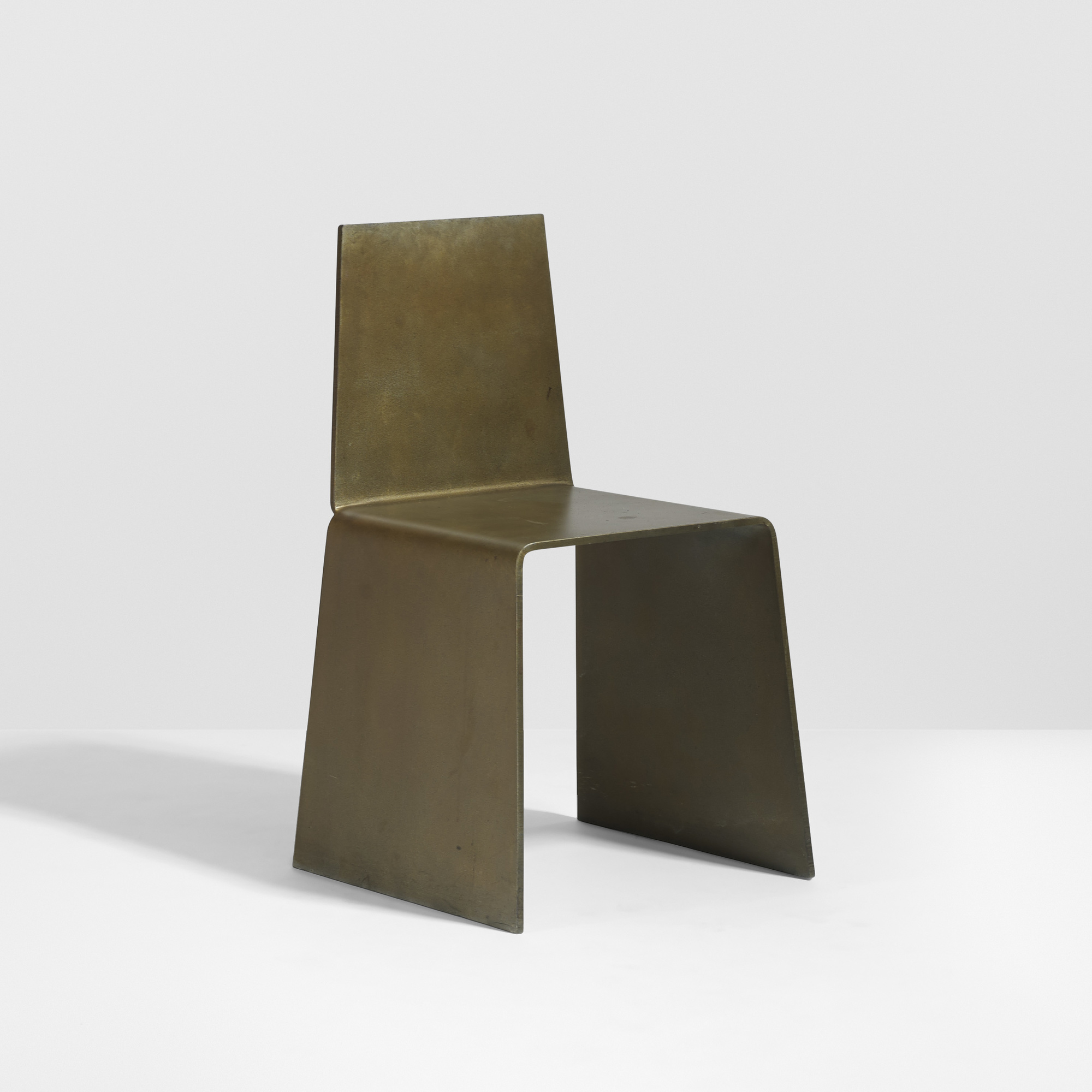 Awesome 15: Scott Burton / Steel Furniture Chair (1 Of 4)