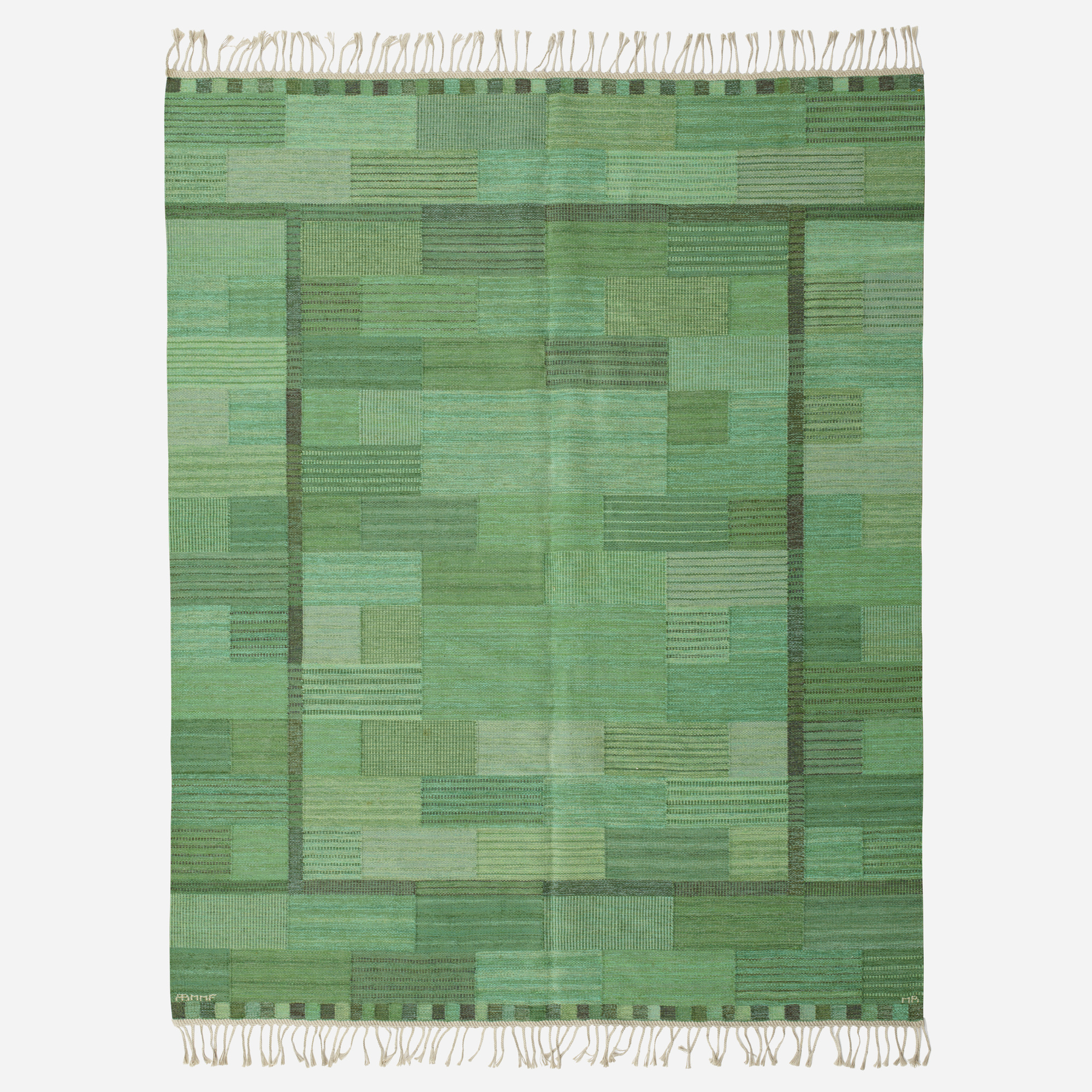 160: Marianne Richter / Fasad flatweave carpet (1 of 2)