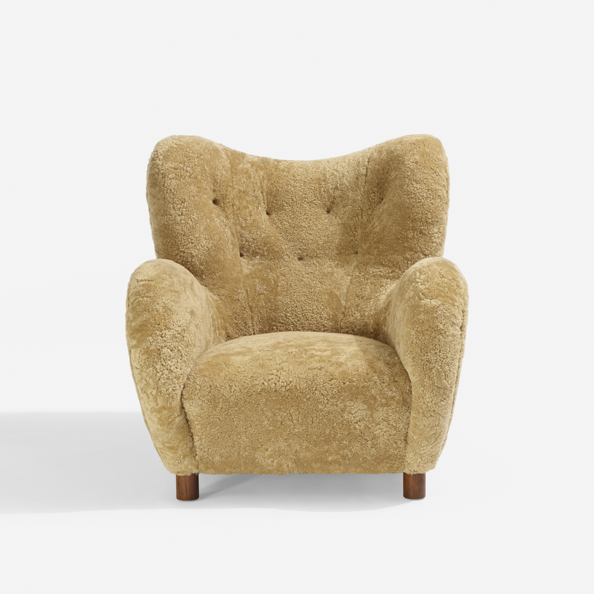160: Flemming Lassen, attribution / lounge chair (1 of 3)