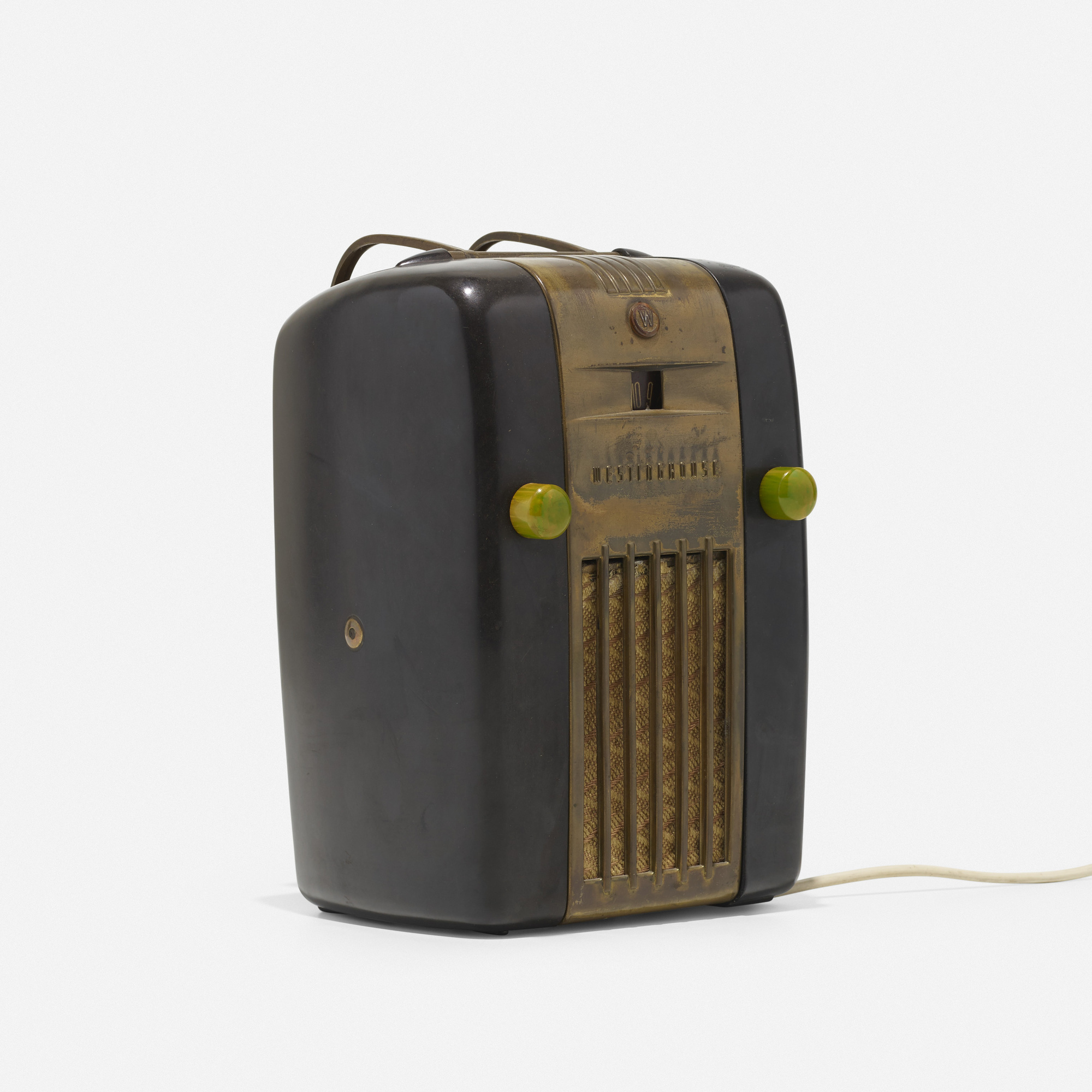 160: Westinghouse / radio, model H-126 (1 of 2)