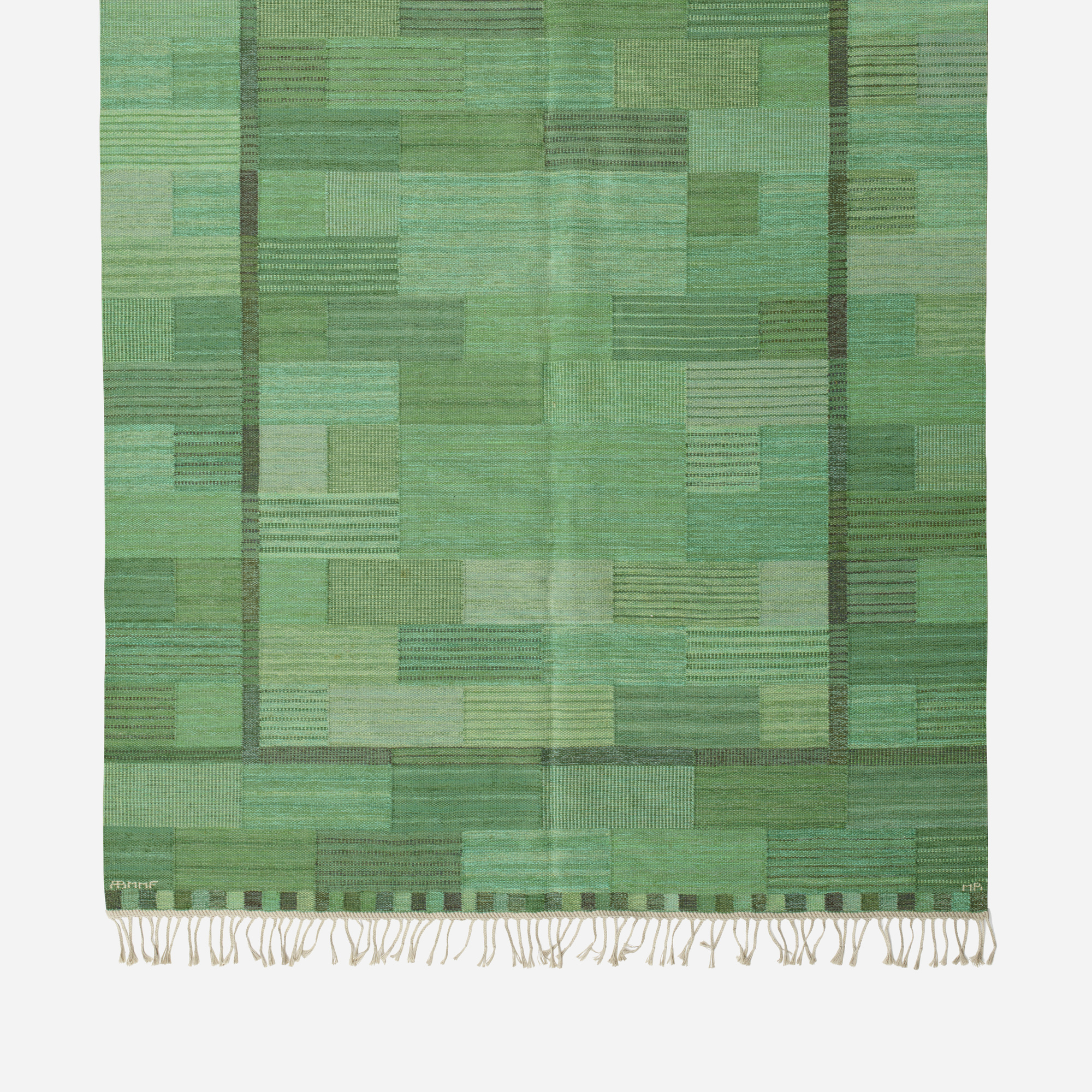 160: Marianne Richter / Fasad flatweave carpet (2 of 2)