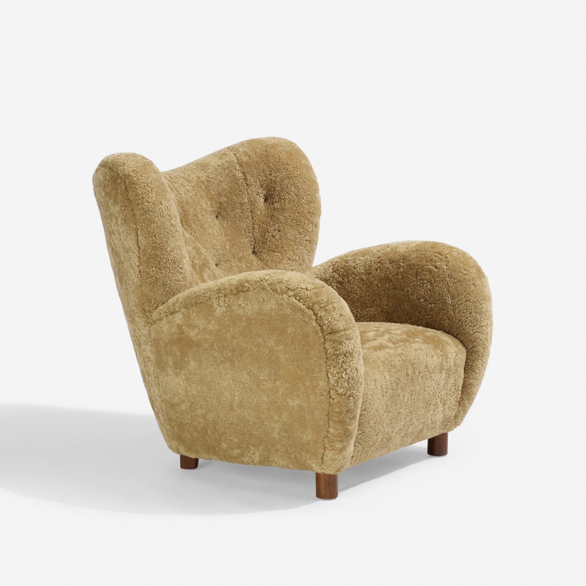 160: Flemming Lassen, attribution / lounge chair (2 of 3)