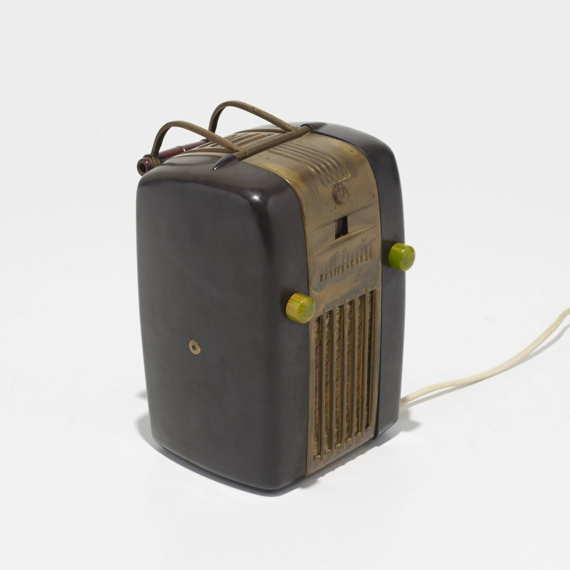 160: Westinghouse / radio, model H-126 (2 of 2)