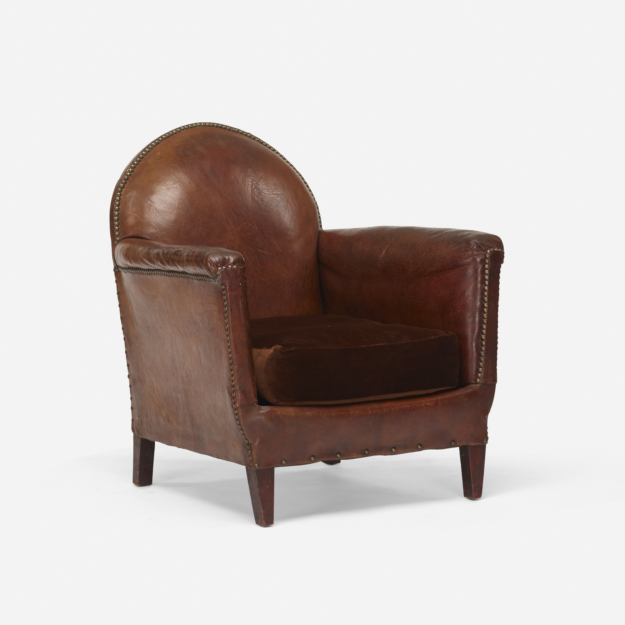 161: French / Club Chair (1 Of 3)