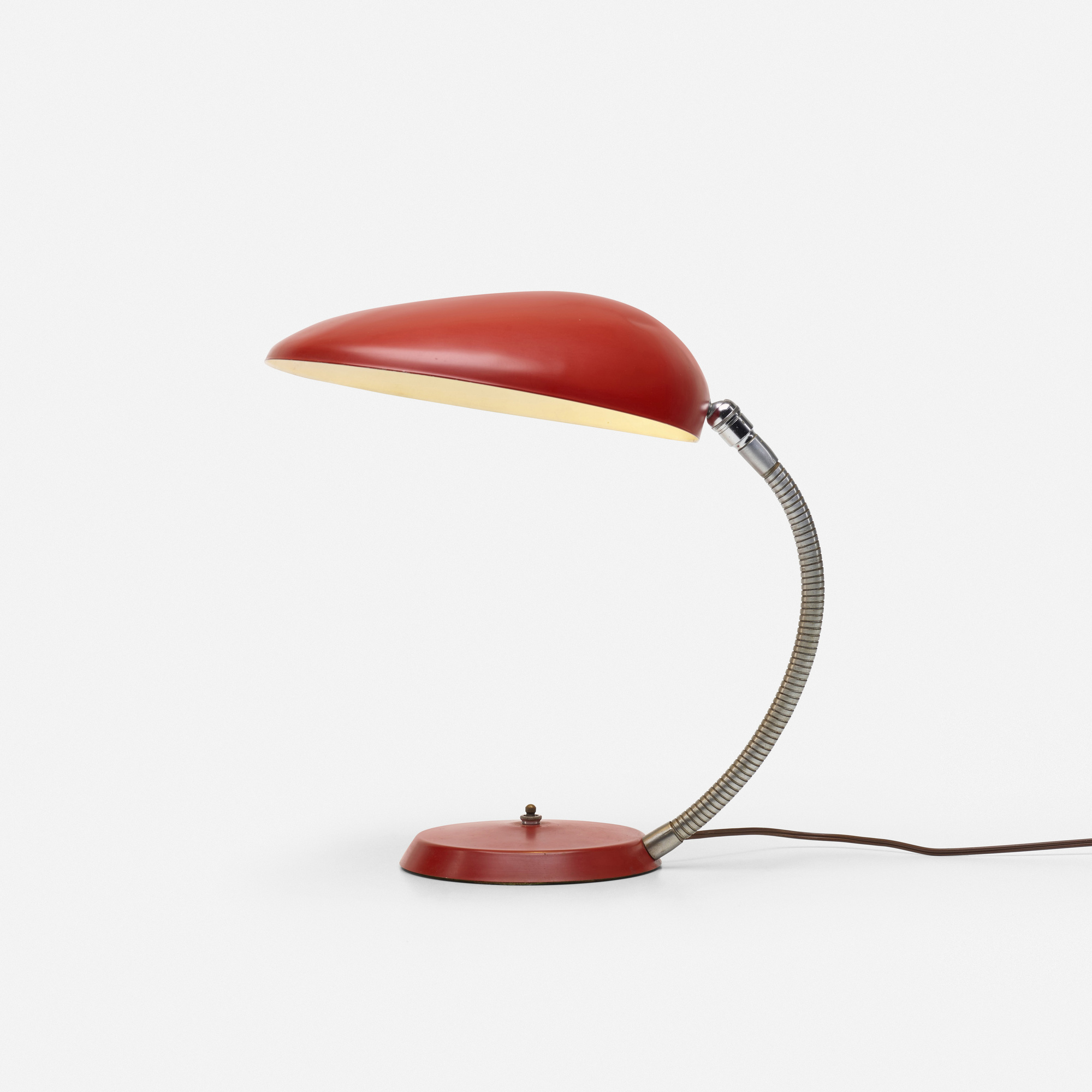 grossman lighting. 161: Greta Magnusson Grossman / Cobra Desk Lamp (2 Of 2) Lighting