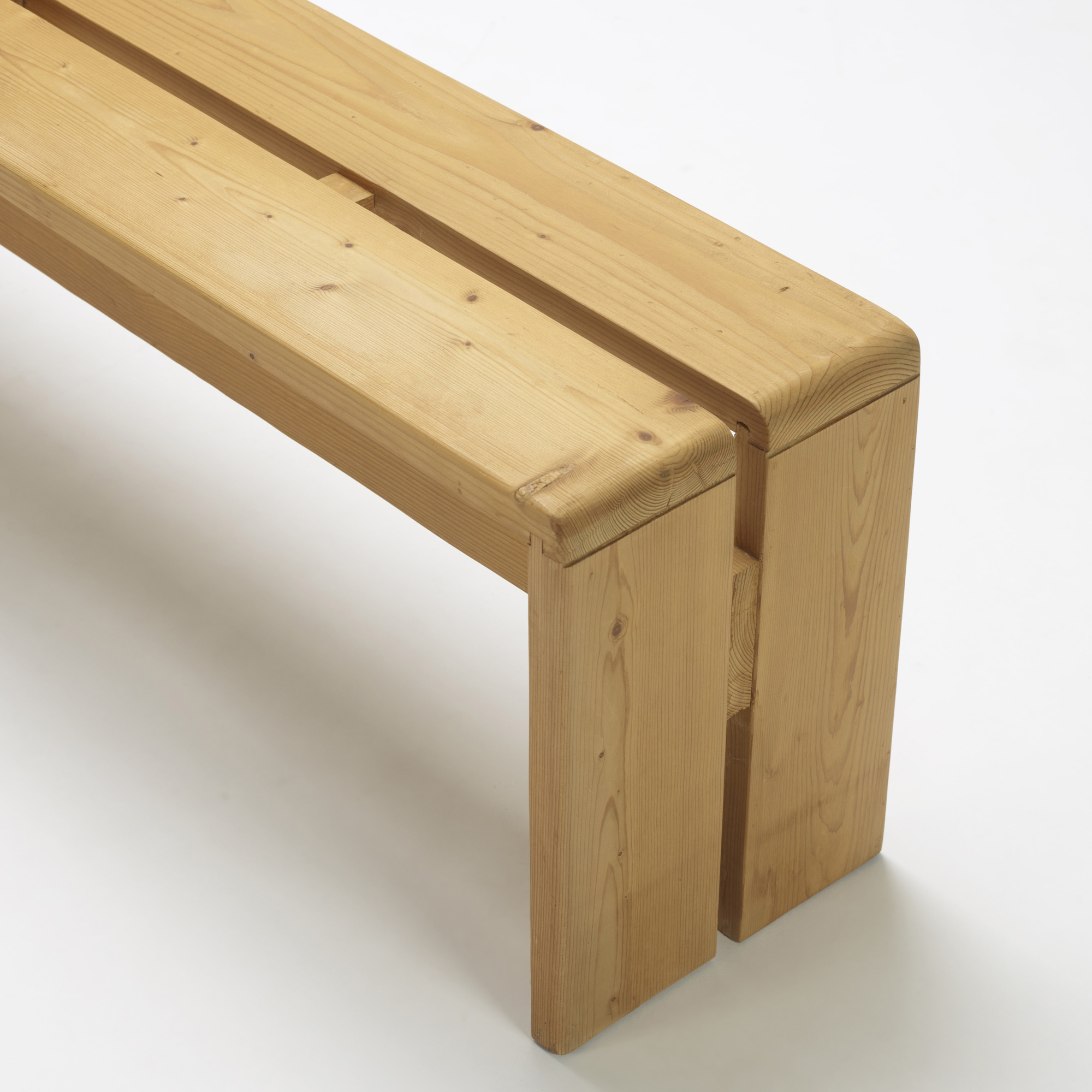 161: Charlotte Perriand / bench from Les Arcs, Savoie (2 of 2)