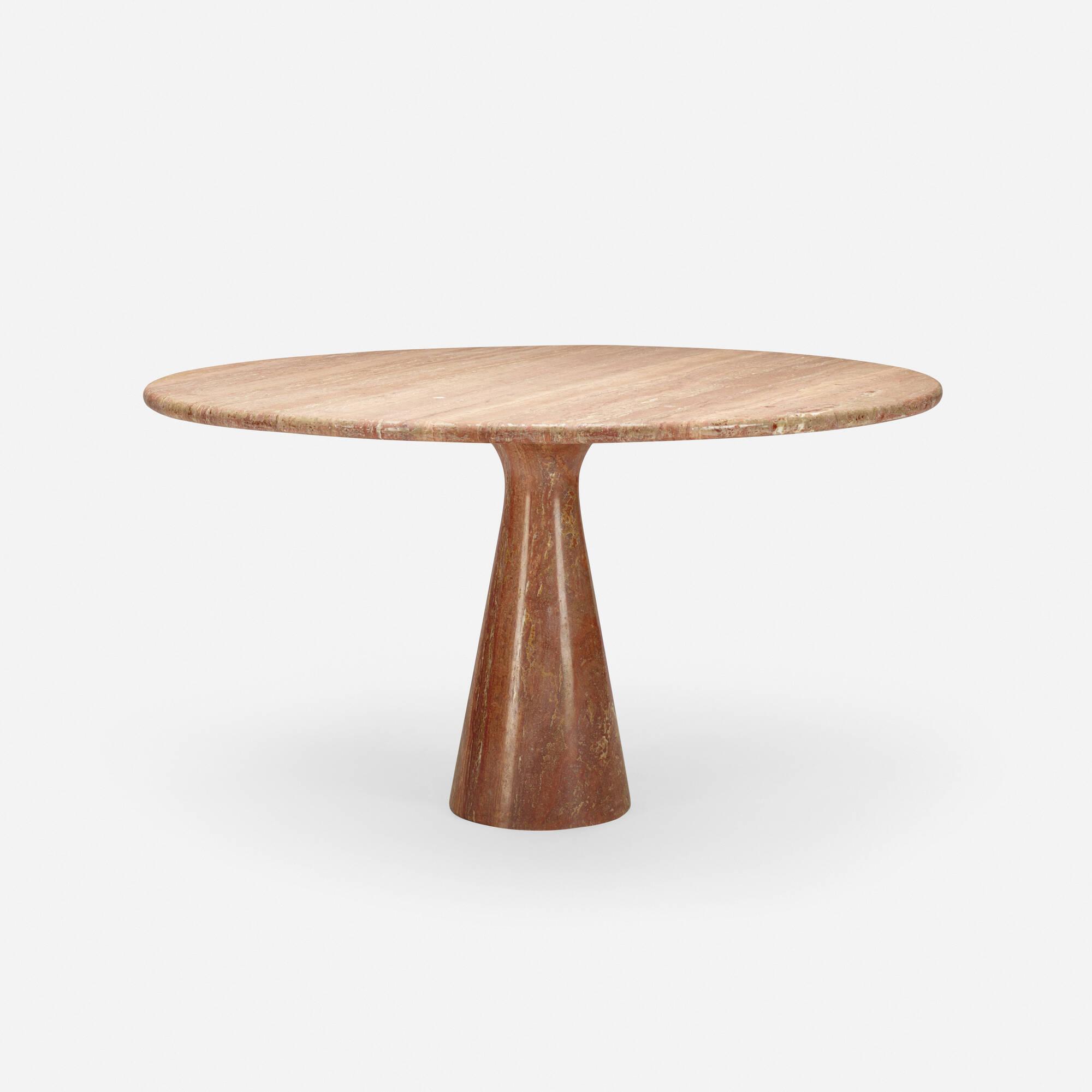 162: Angelo Mangiarotti / Table M (1 of 2)