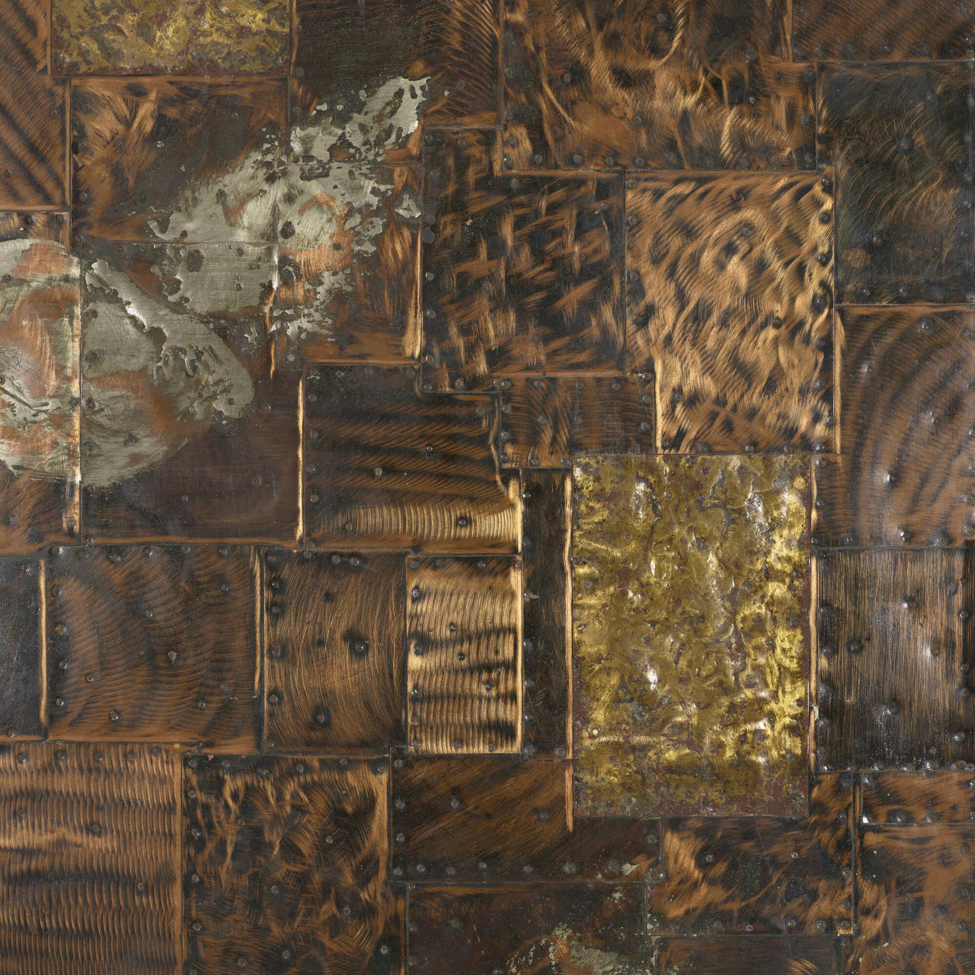 162: Paul Evans / custom doors, pair (2 of 2)