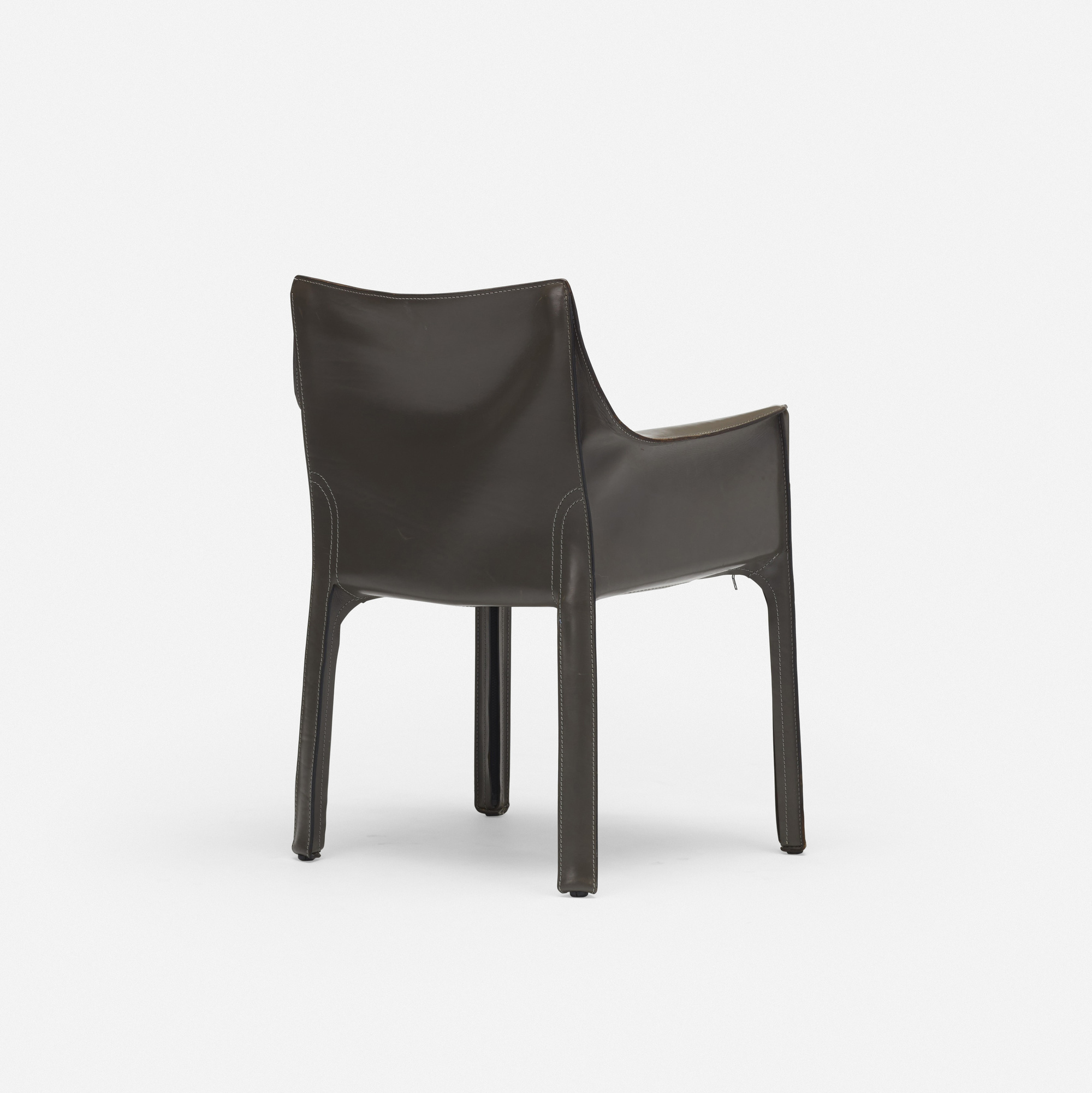 162 Mario Bellini Cab armchair Mass Modern Day 1 11 August