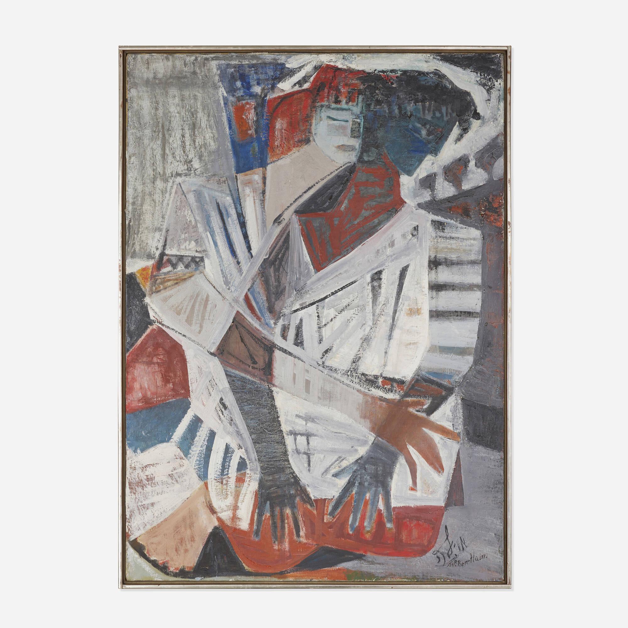 163: Mula Ben-Haim / Untitled (1 of 1)