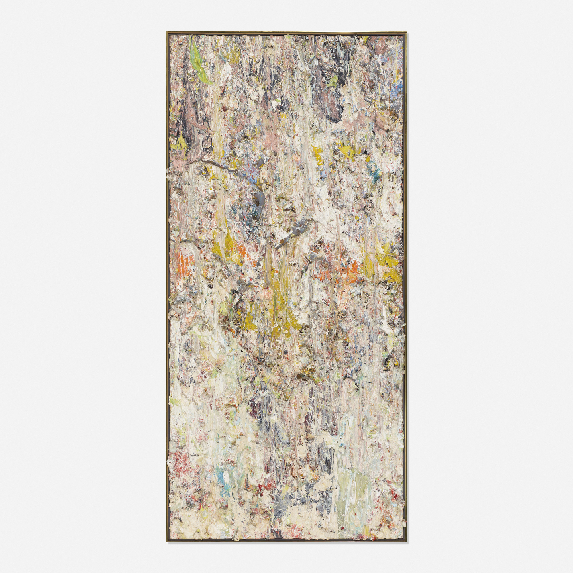 164: Larry Poons / Sam and Paris (1 of 1)
