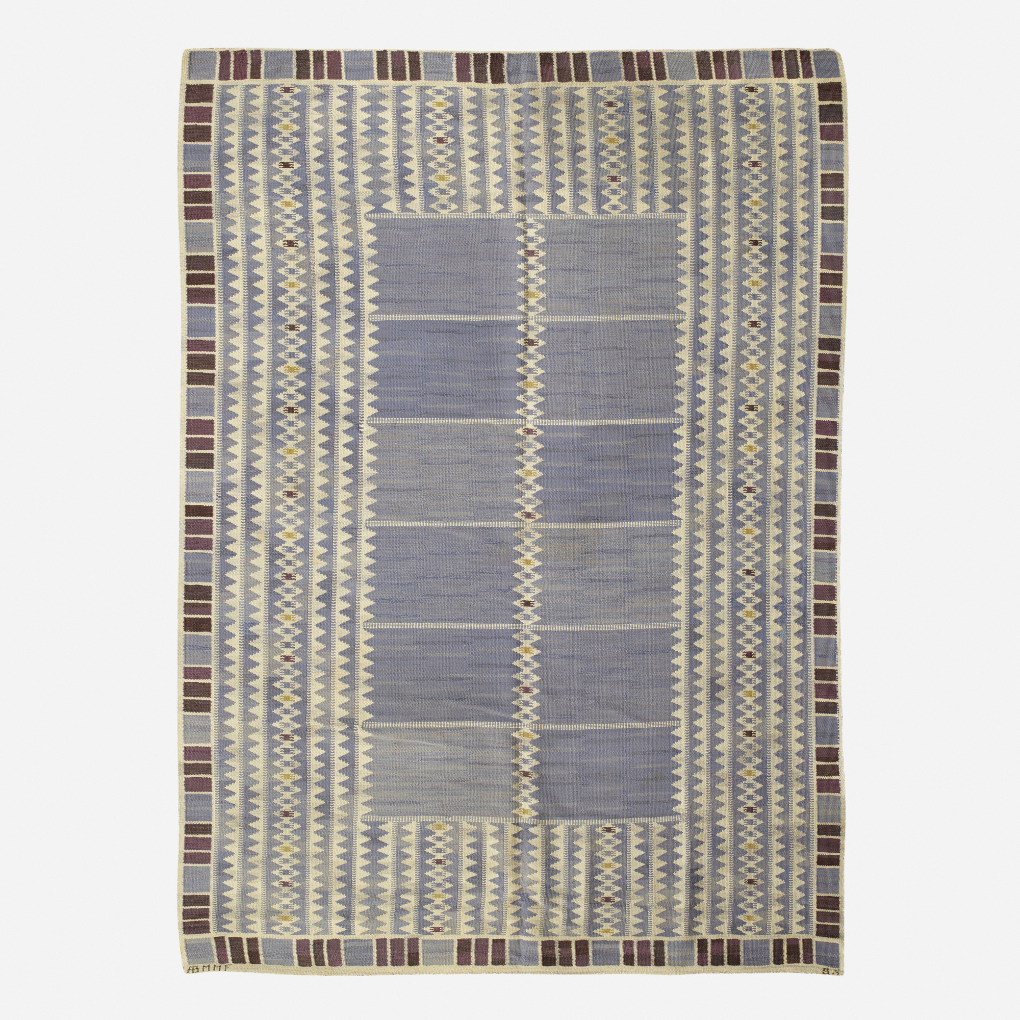 164: Barbro Nilsson / Salerno flatweave carpet (1 of 2)