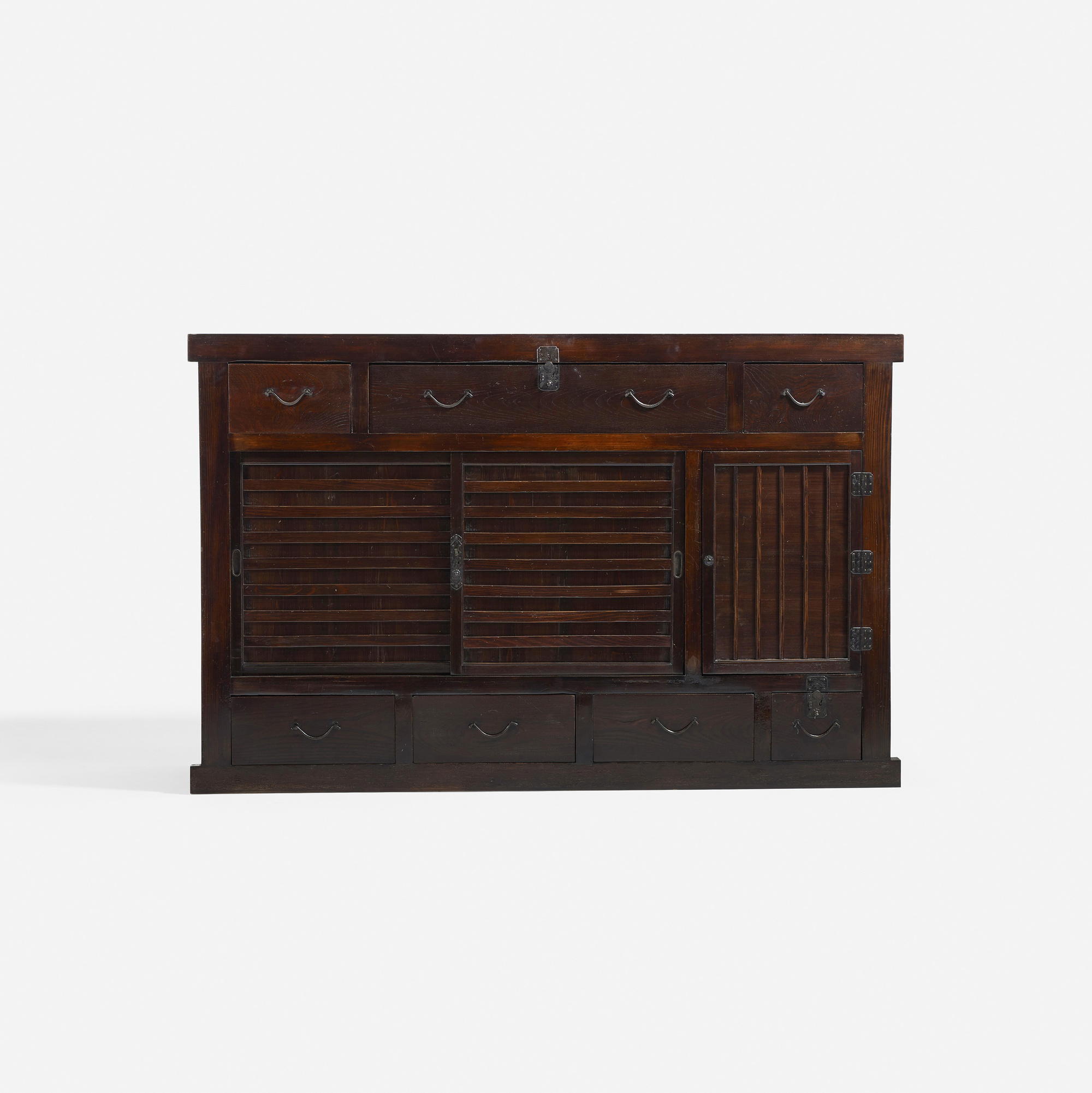 ... 165: Japanese / Tansu Cabinet (2 Of 3)