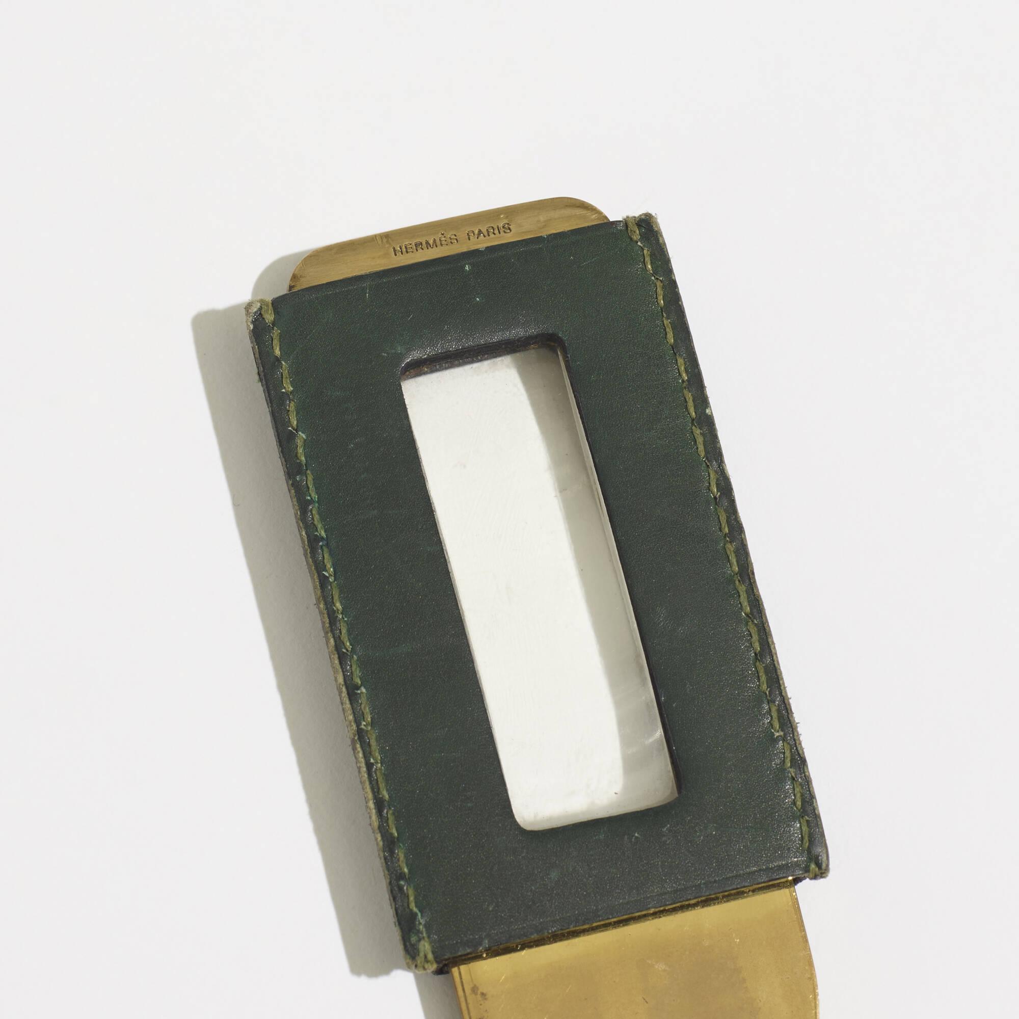 165: Carl Auböck III / rare letter opener (2 of 2)