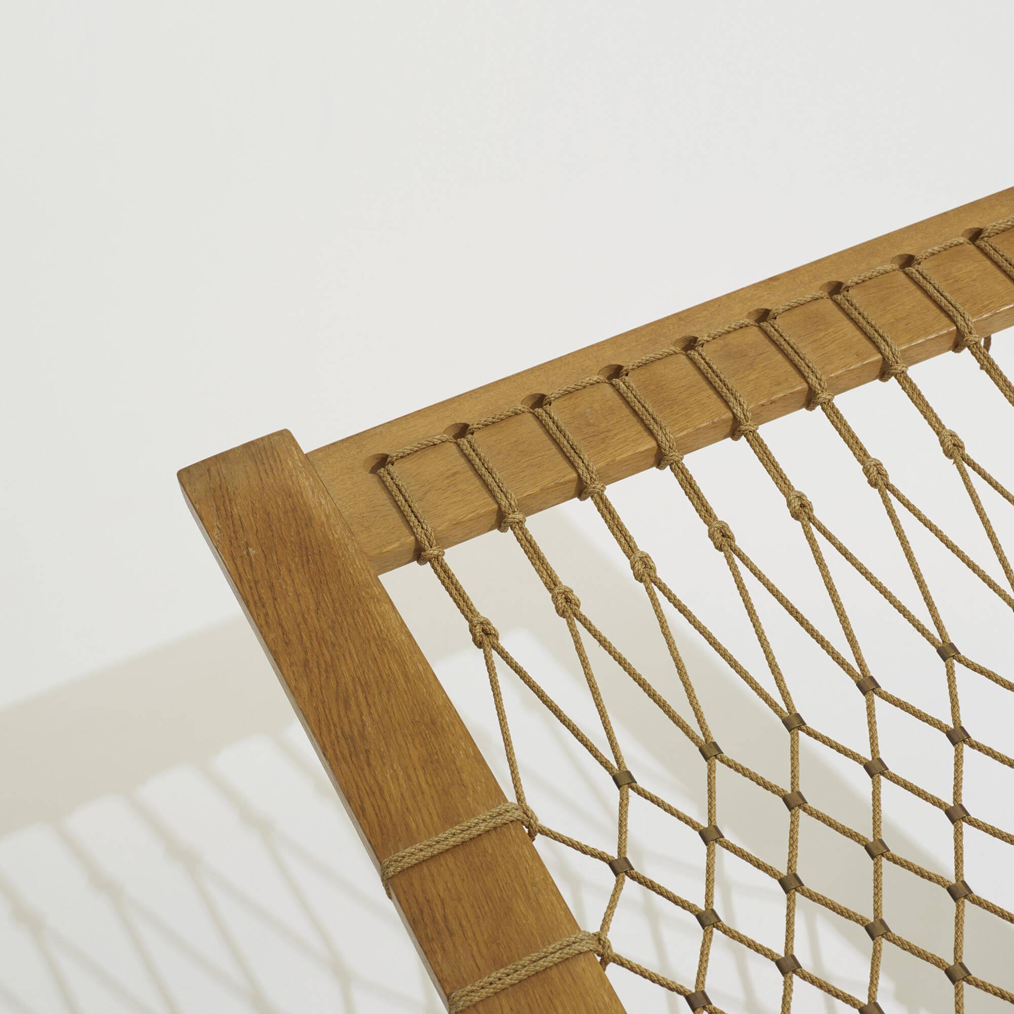165: Hans J. Wegner / Hammock chaise (5 of 5)