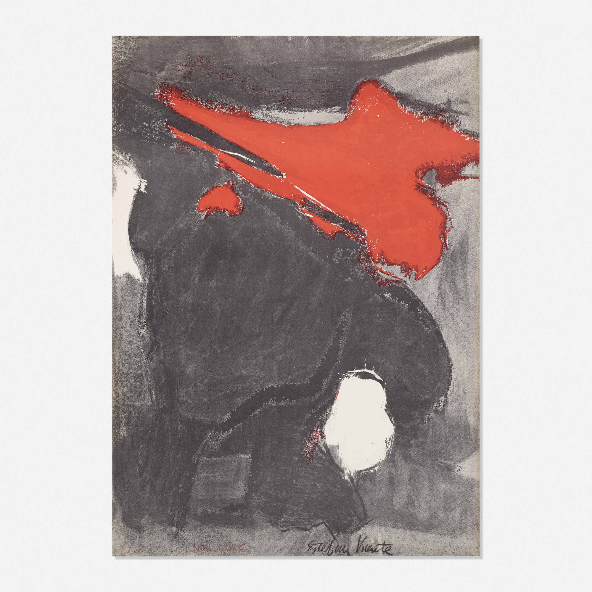 167: Esteban Vicente / Untitled (1 of 1)