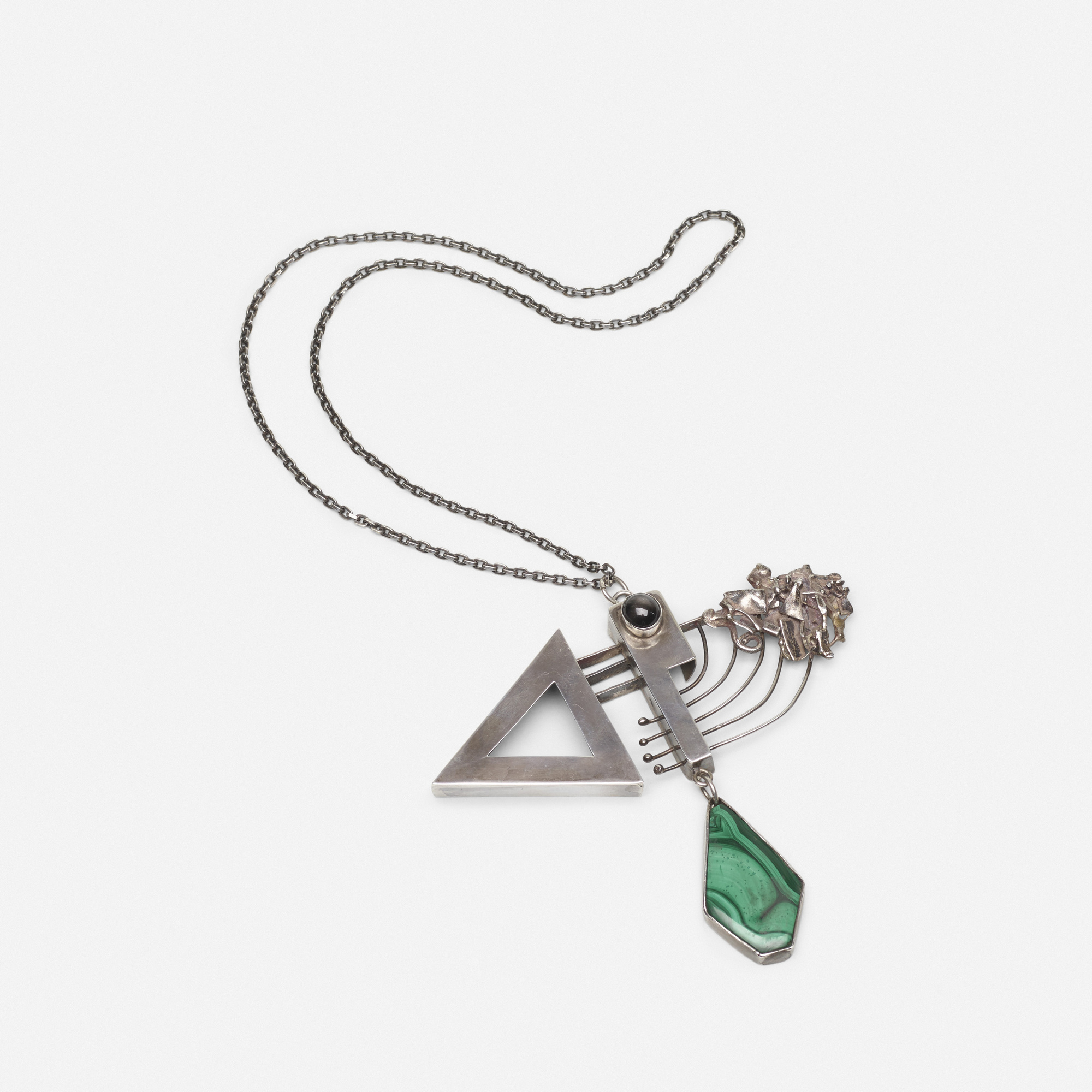 167: Rolph Scarlett / Arrow necklace (1 of 2)