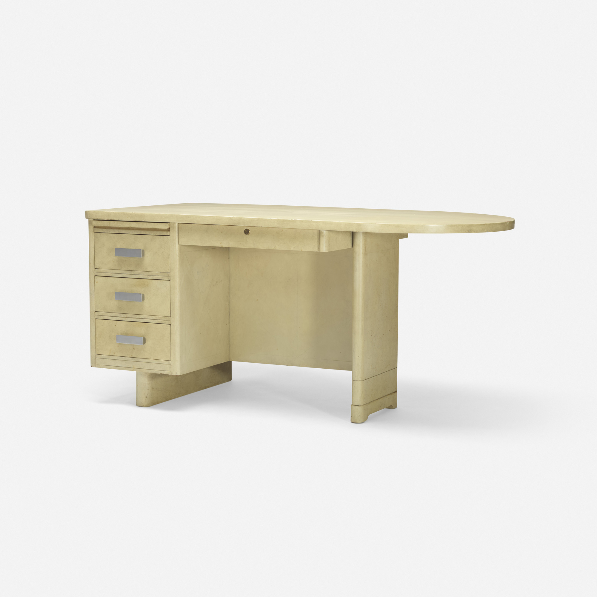 167 Samuel Marx Desk From The Ehrlich Residence Highland Park Il