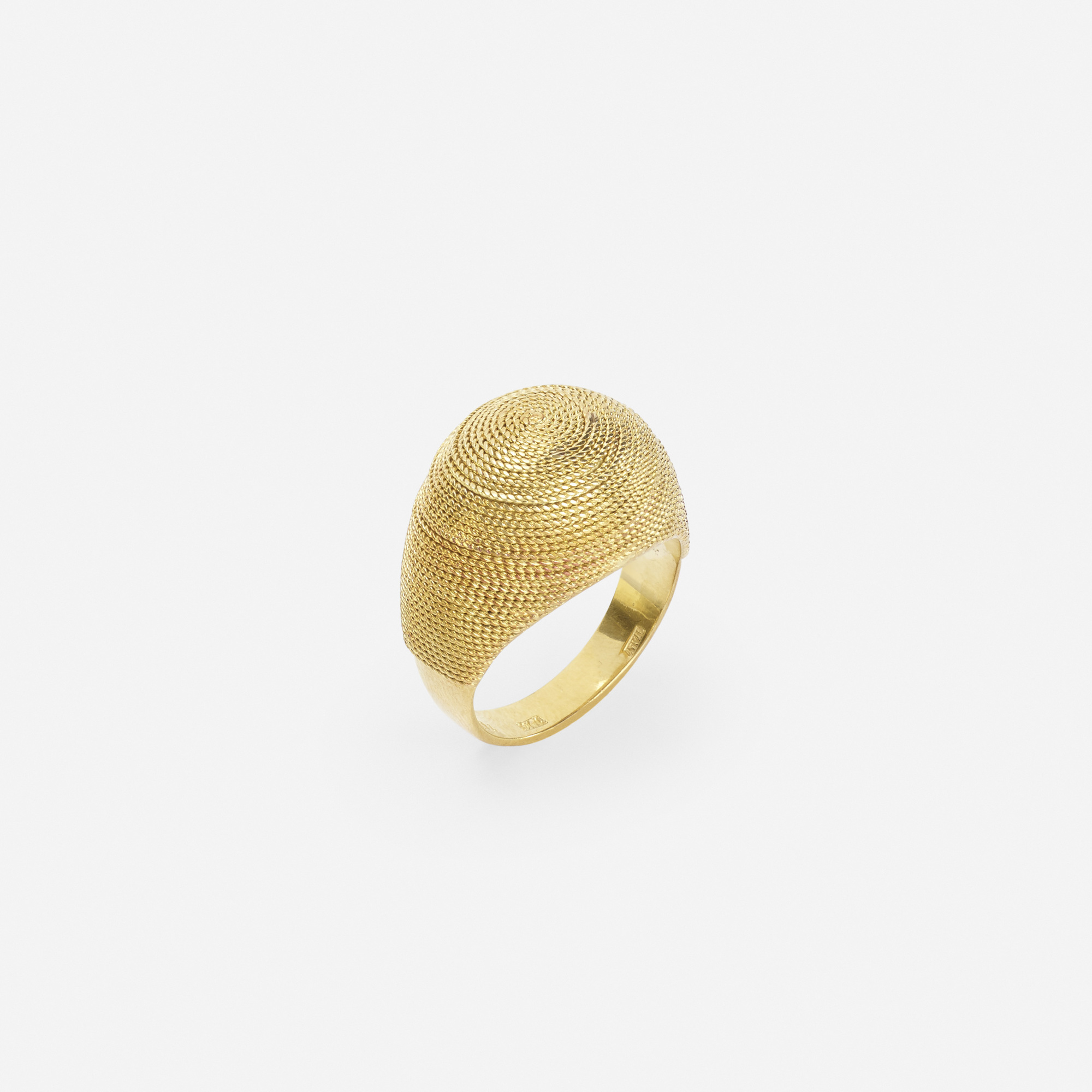 167: Paloma Picasso for Tiffany & Co. / A gold ring (1 of 1)